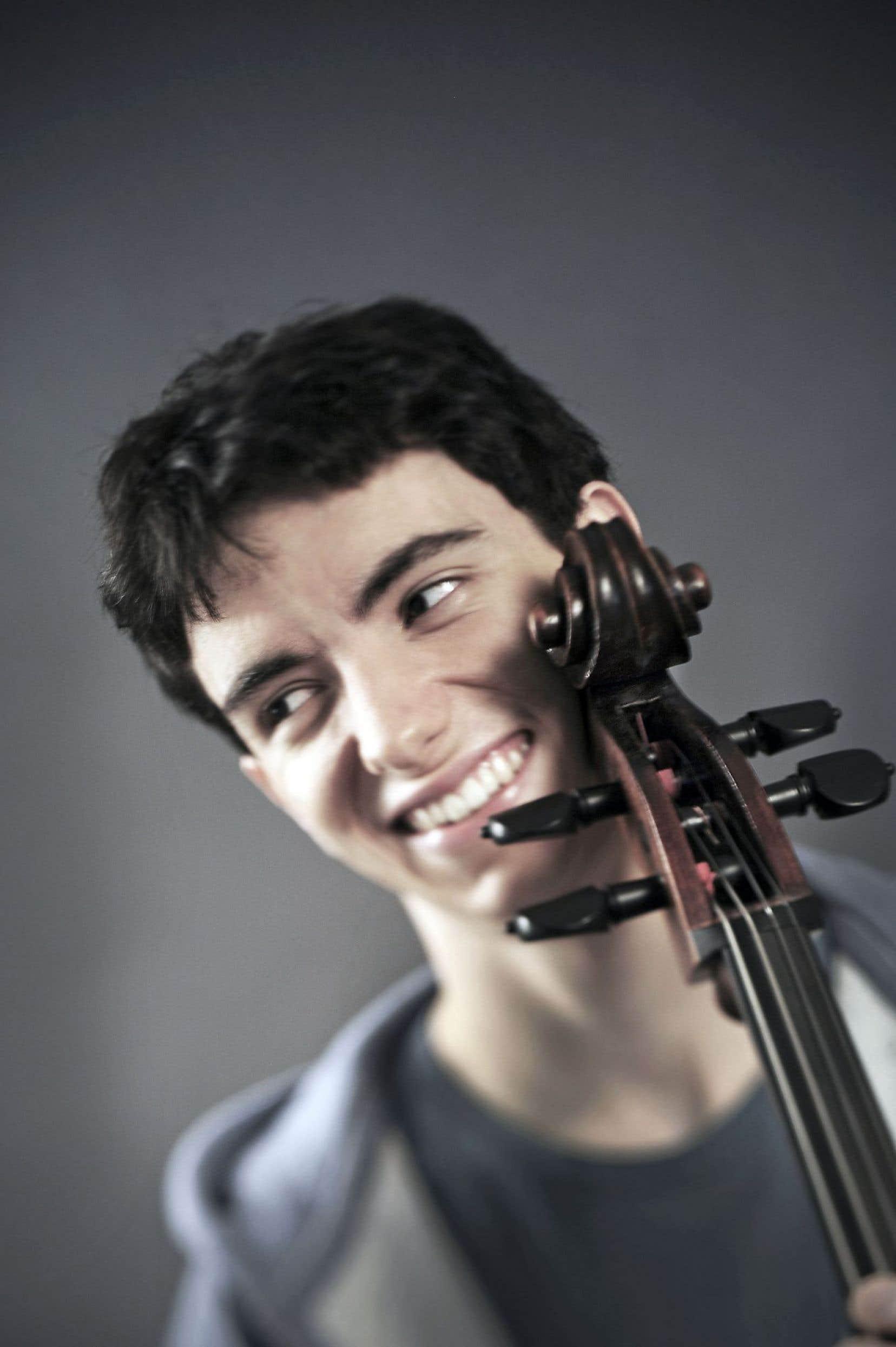 Le violoncelliste Stéphane Tétrault