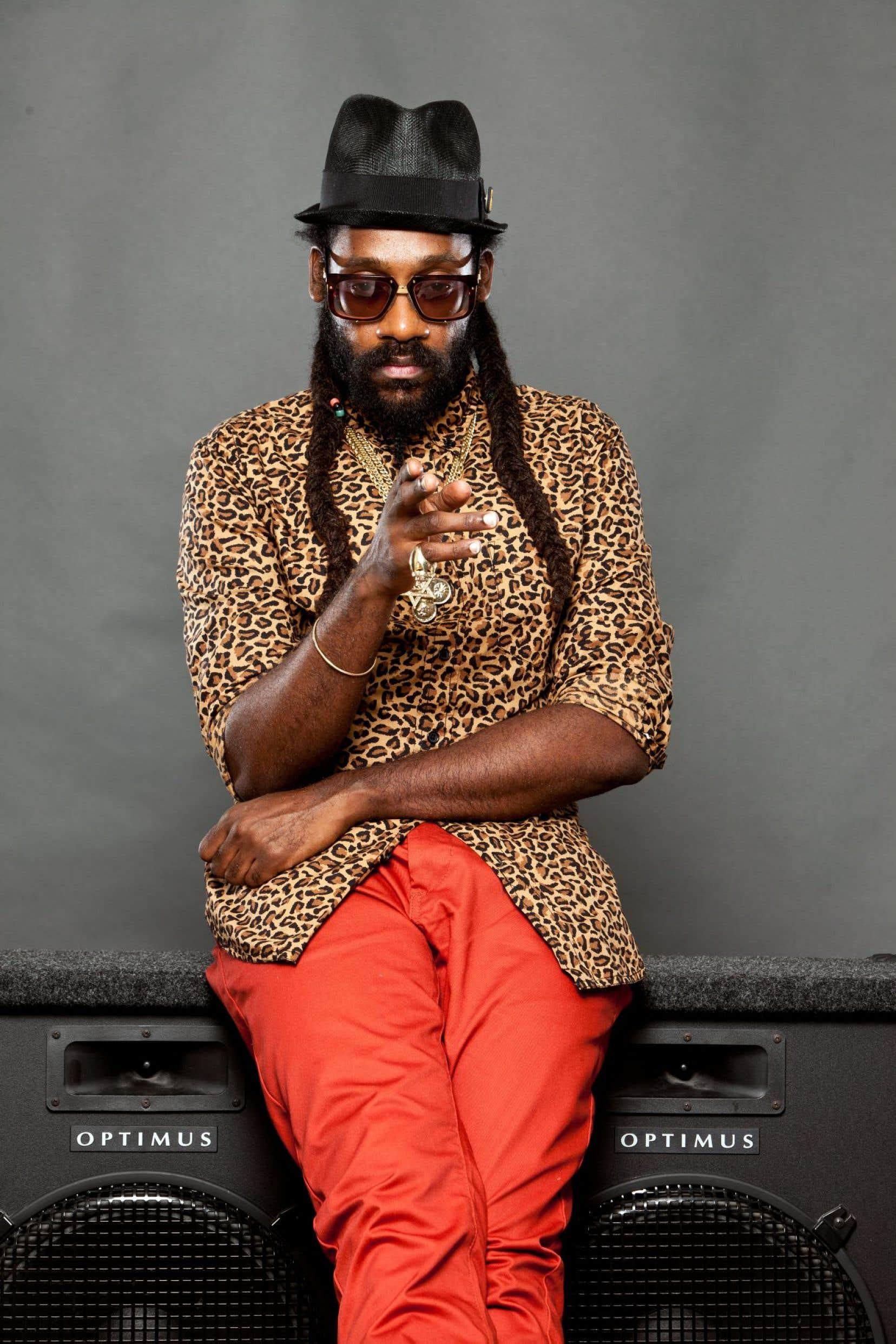 Tarrus Riley, l'un des artistes reggae les plus importants de la dernière décennie.
