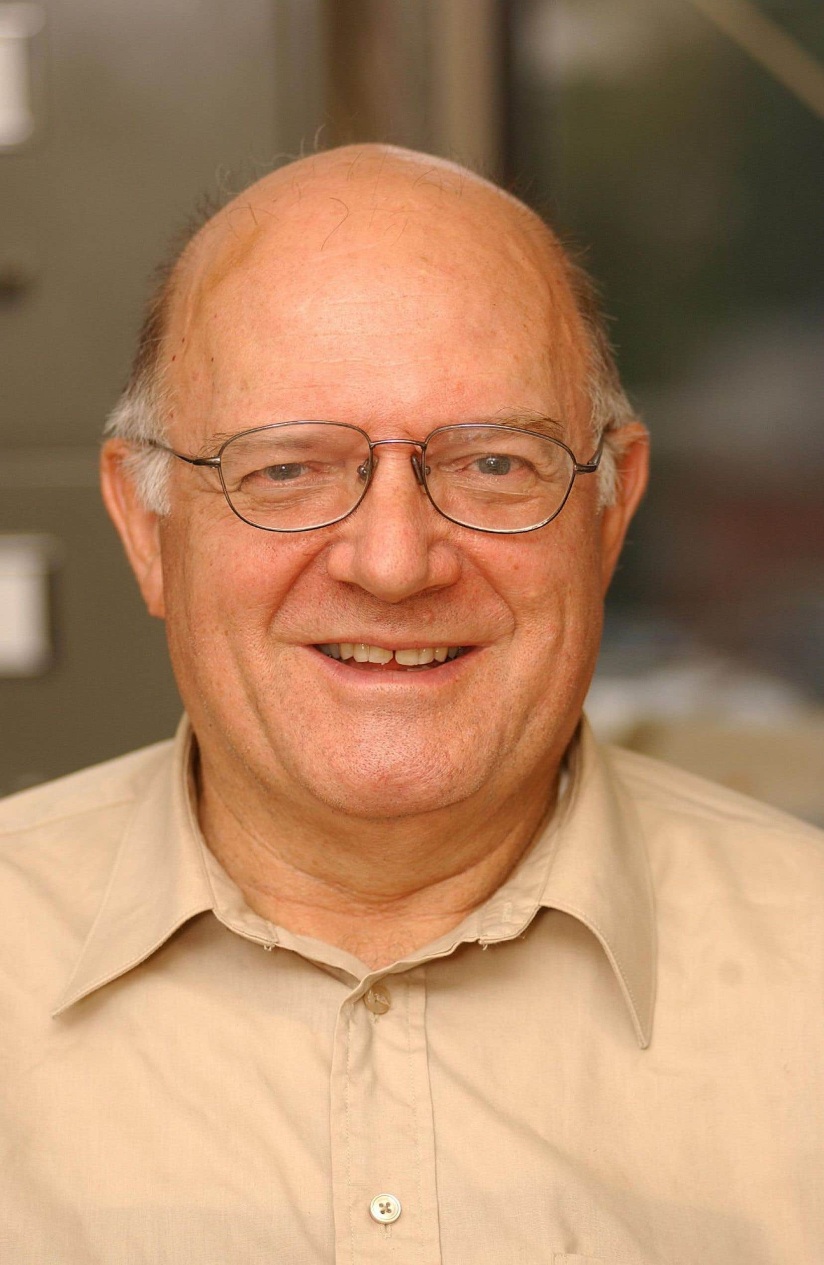 Le sociologue Jean-Guy Vaillancourt