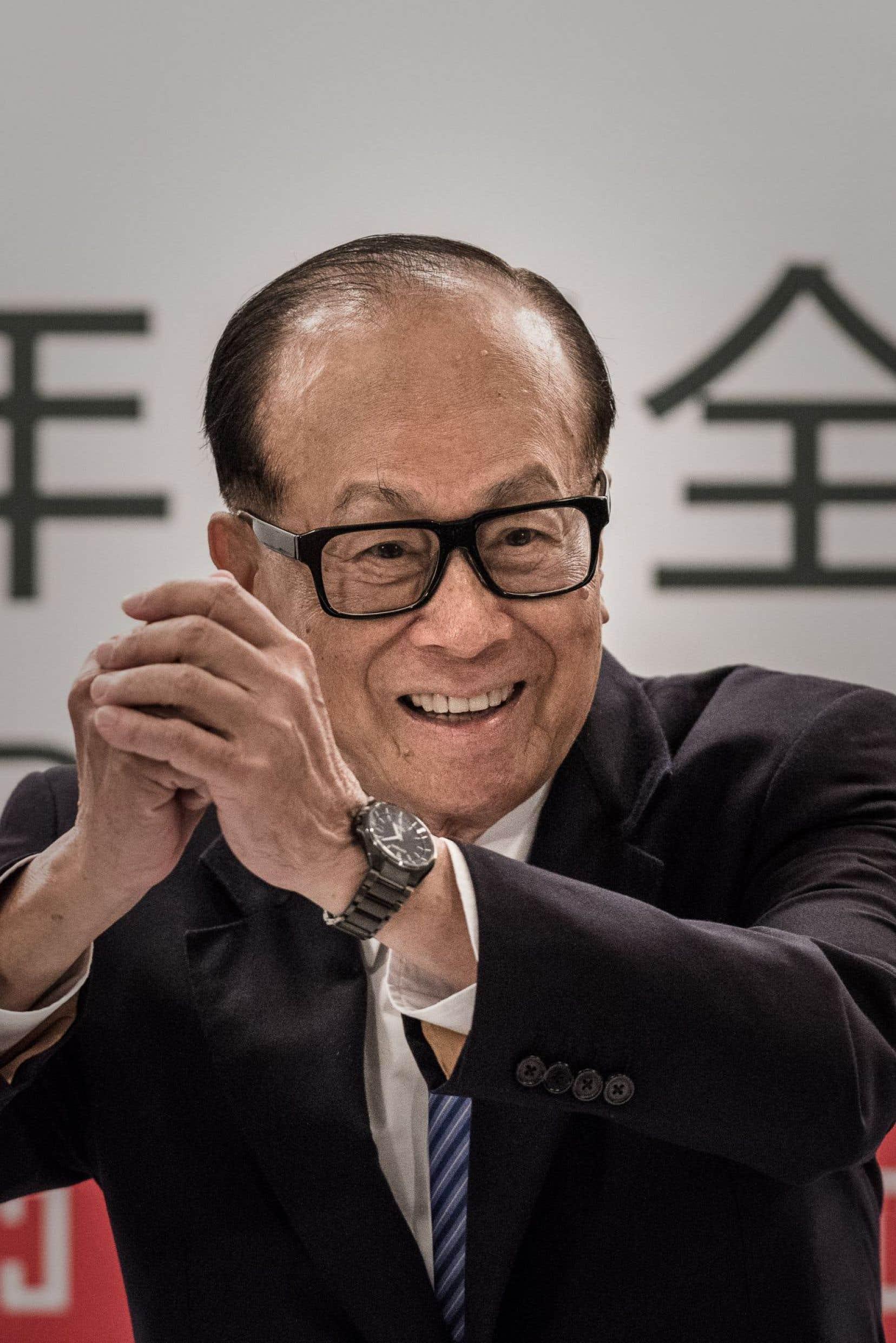 Li Ka-shing, l'homme le plus riche d'Asie