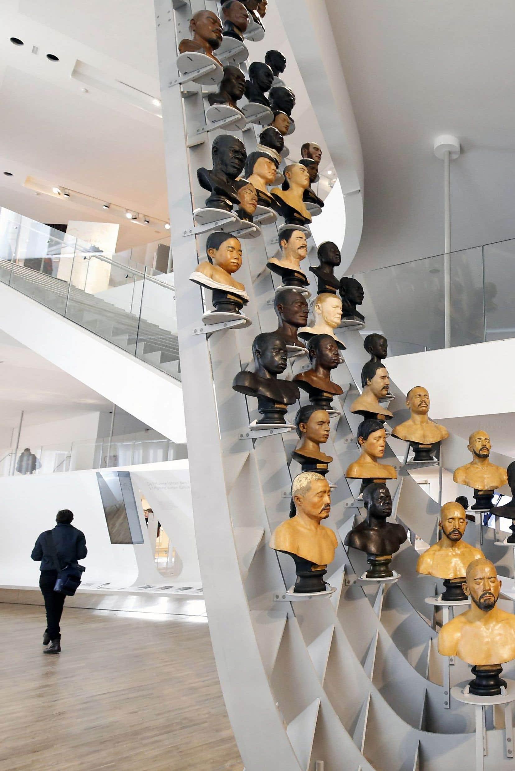 Le Musée de l'Homme de Paris a été rénové de fond en comble, au prix de 130 millions de dollars et d'une fermeture de six ans.