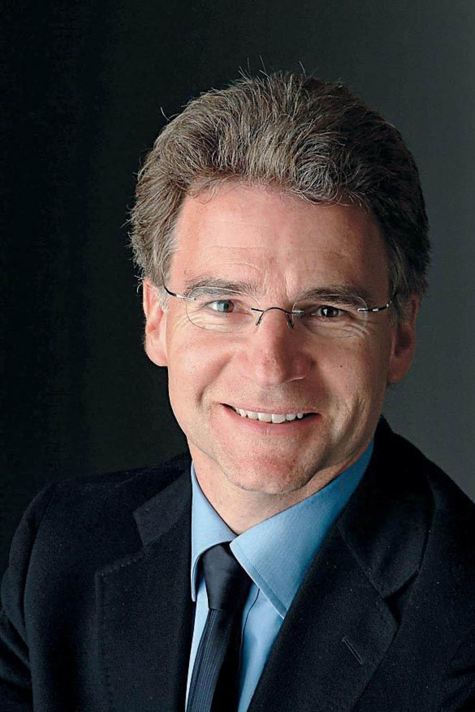 Olivier Royant, le directeur du magazine «Paris Match»