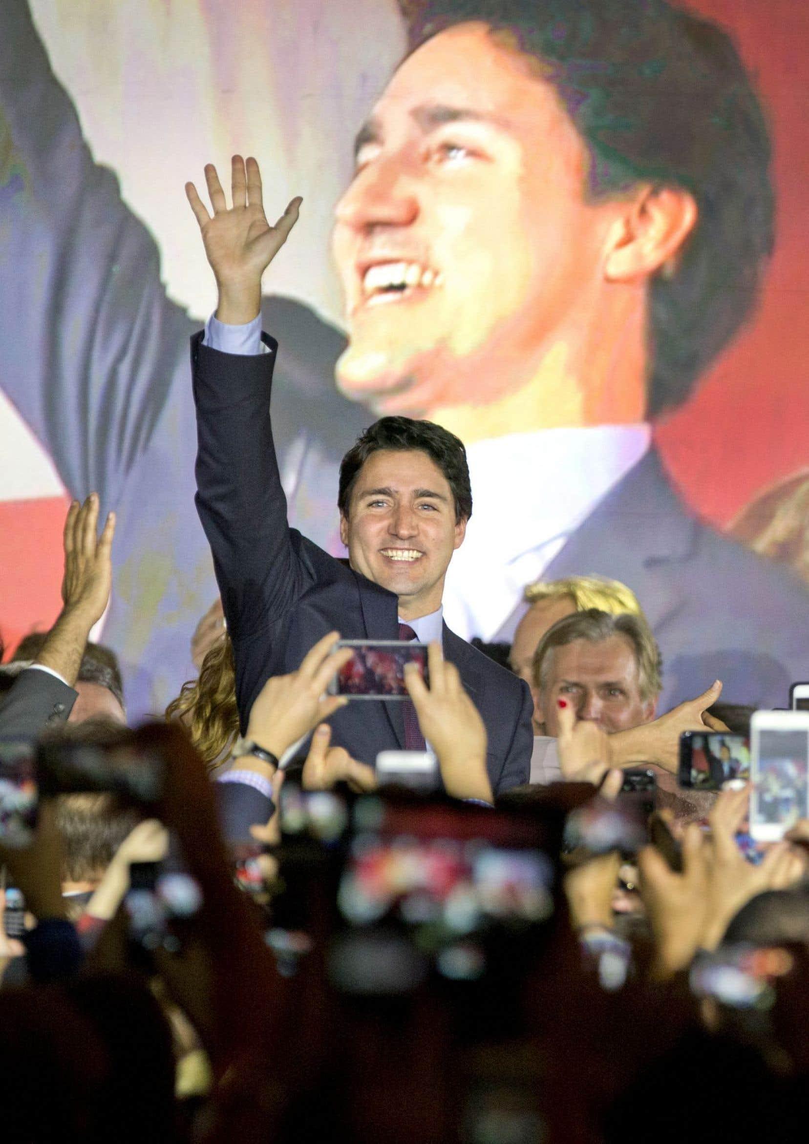 Leader connu et médiatiquement reconnu, Justin Trudeau était le bon candidat pour accéder au pouvoir dans le registre politique actuel.