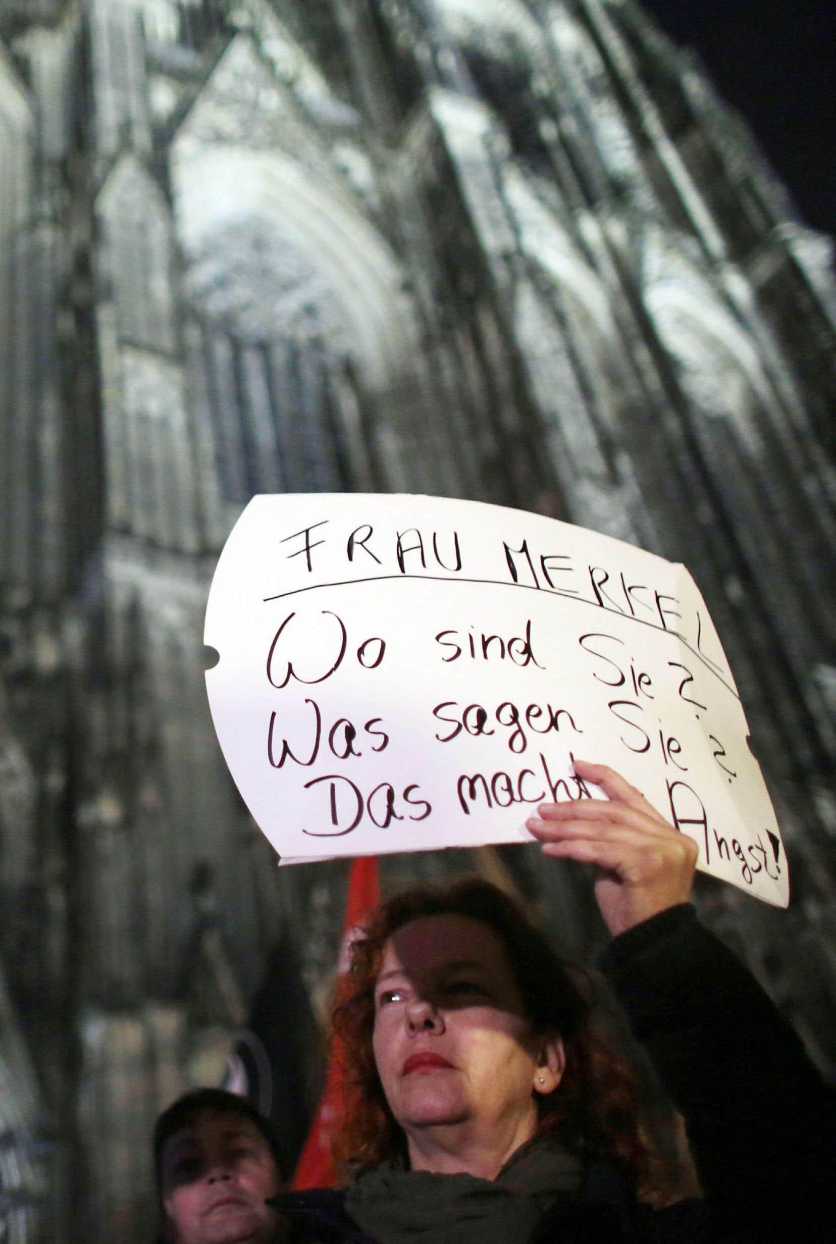 Les agressions ont provoqué l'émoi non seulement à Cologne, mais dans tout le pays.