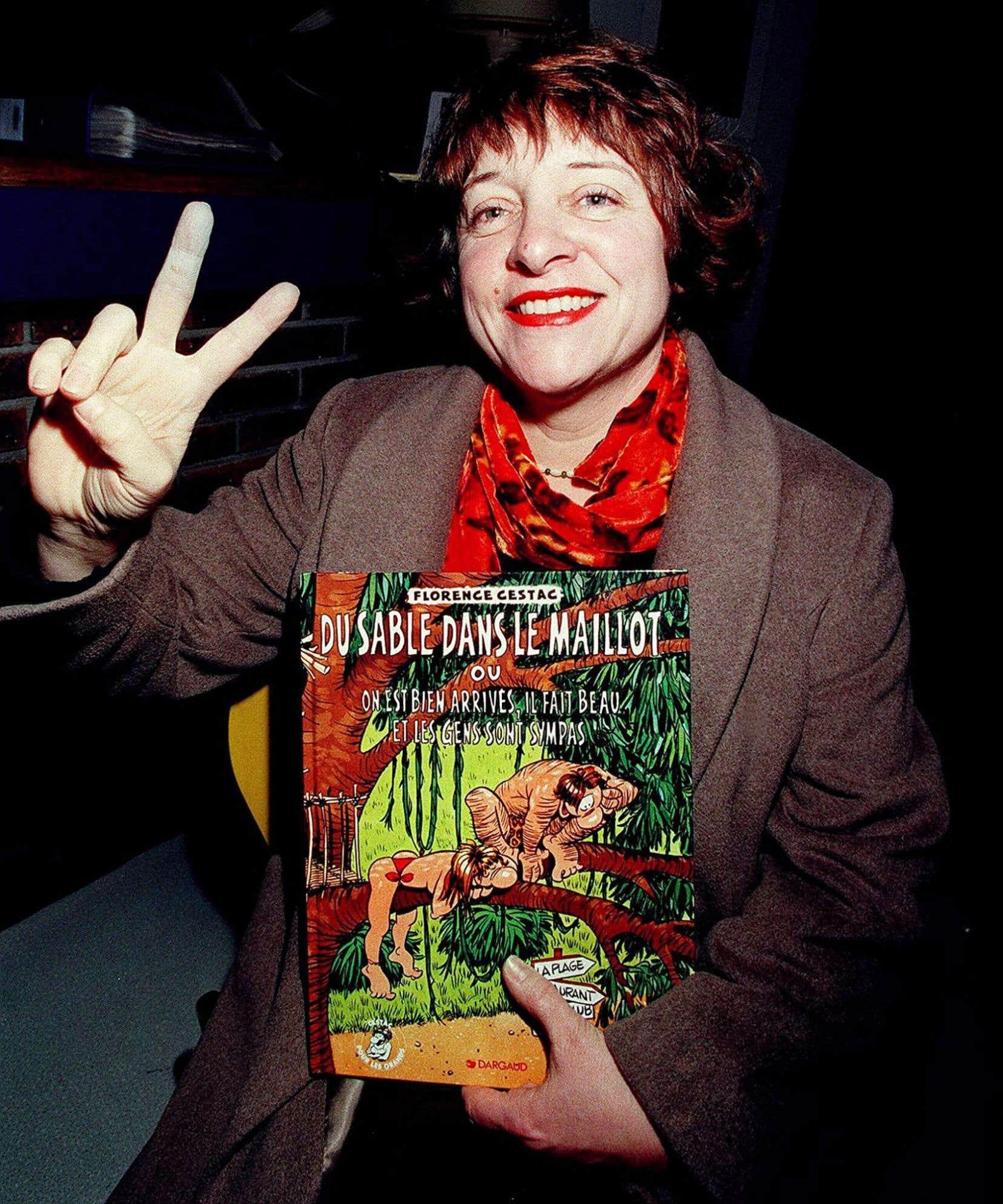 Depuis sa création en 1974, le Grand Prix de la bédé d'Angoulême n'a honoré qu'une seule femme pour l'ensemble de son œuvre. C'était Florence Cestac, en 2000.