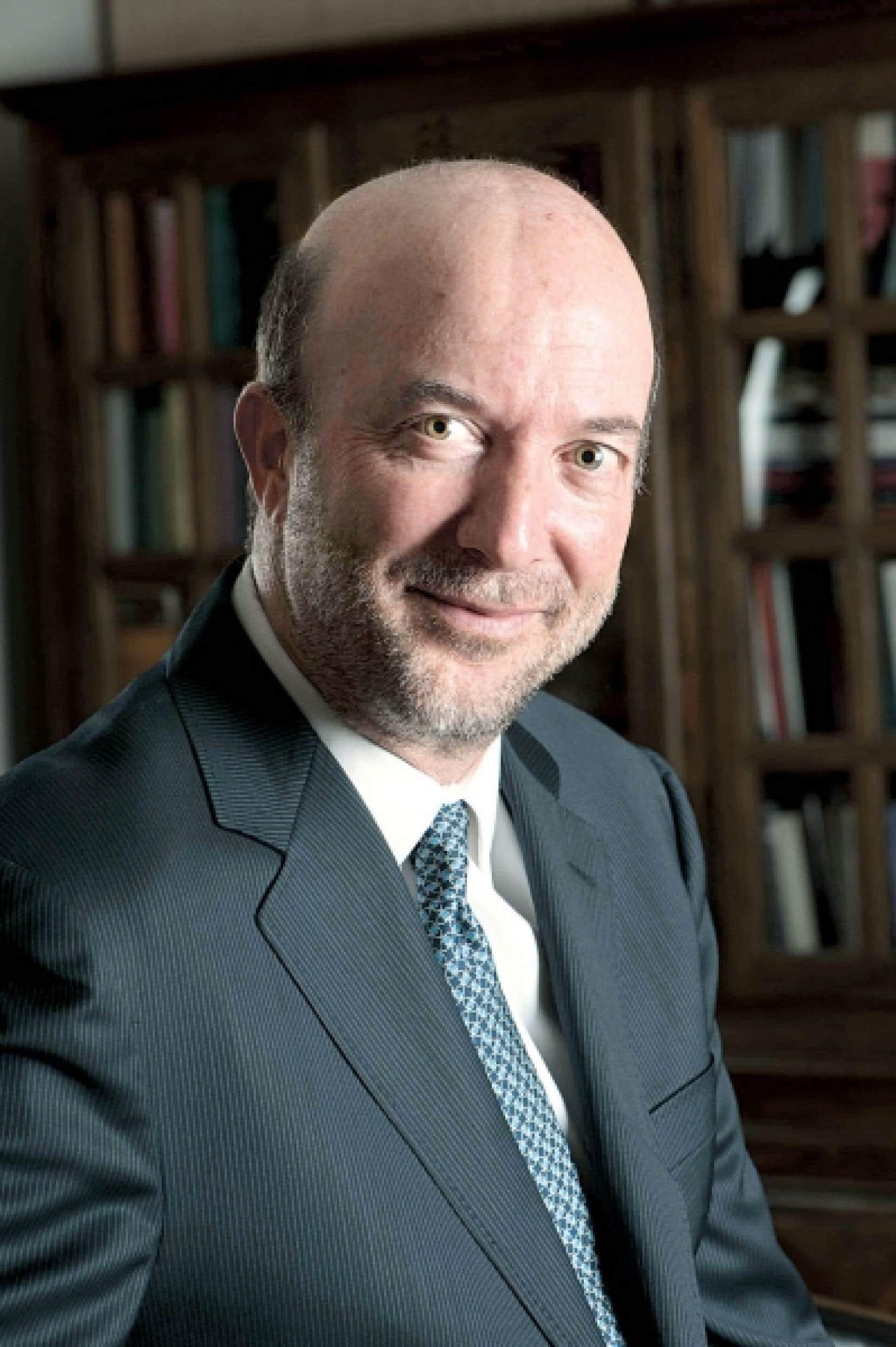 Luc Vinet