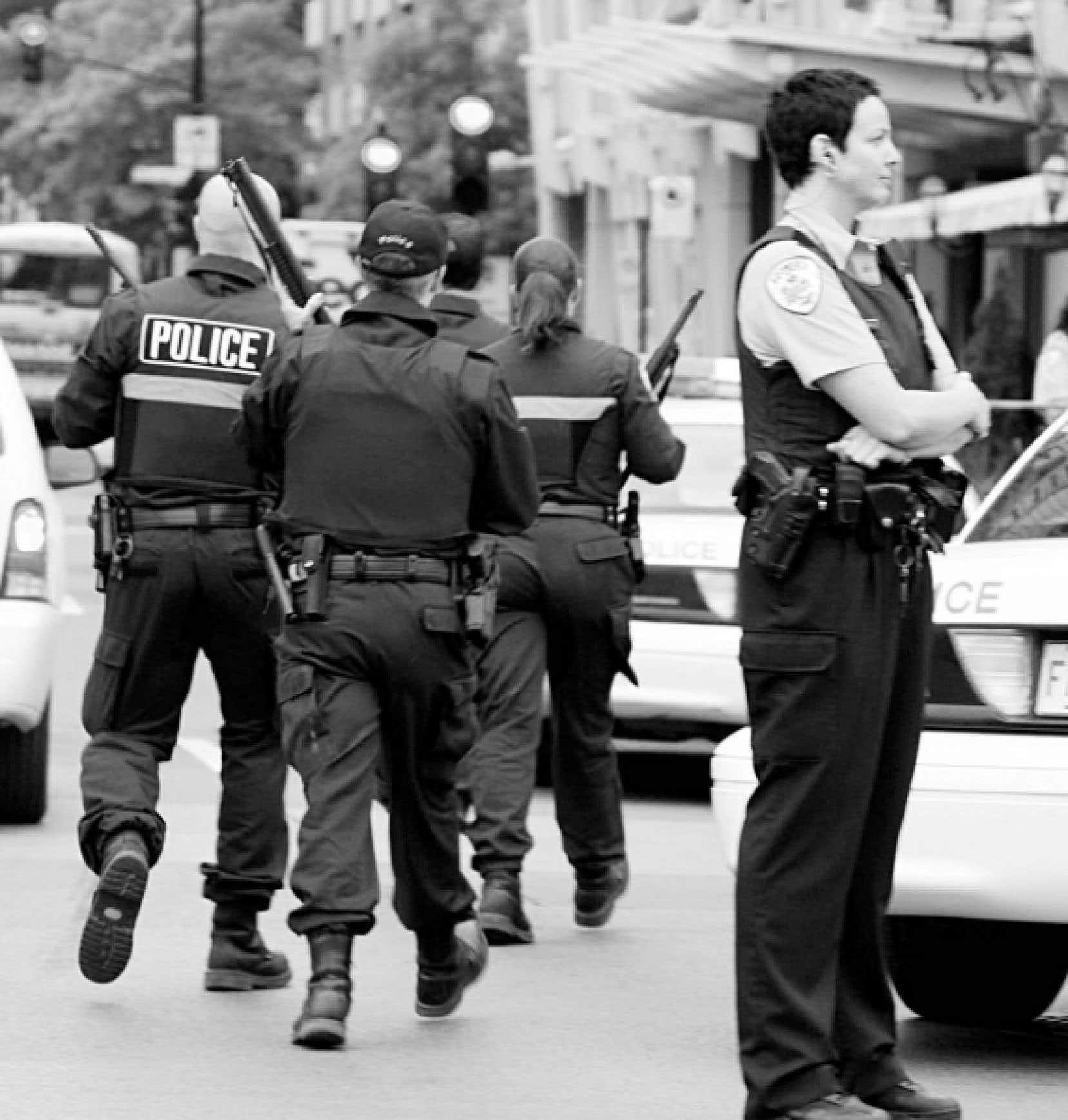 Selon des données obtenues récemment par la chaîne CTV en vertu de la Loi sur l'accès à l'information, 97 personnes ont été blessées sérieusement ou tuées par des policiers en devoir au Québec entre 2003 et 2006. Un seul agent de la SQ a été formellement accusé de conduite dangereuse ayant causé la mort et des lésions corporelles et de négligence criminelle, pour être finalement acquitté.