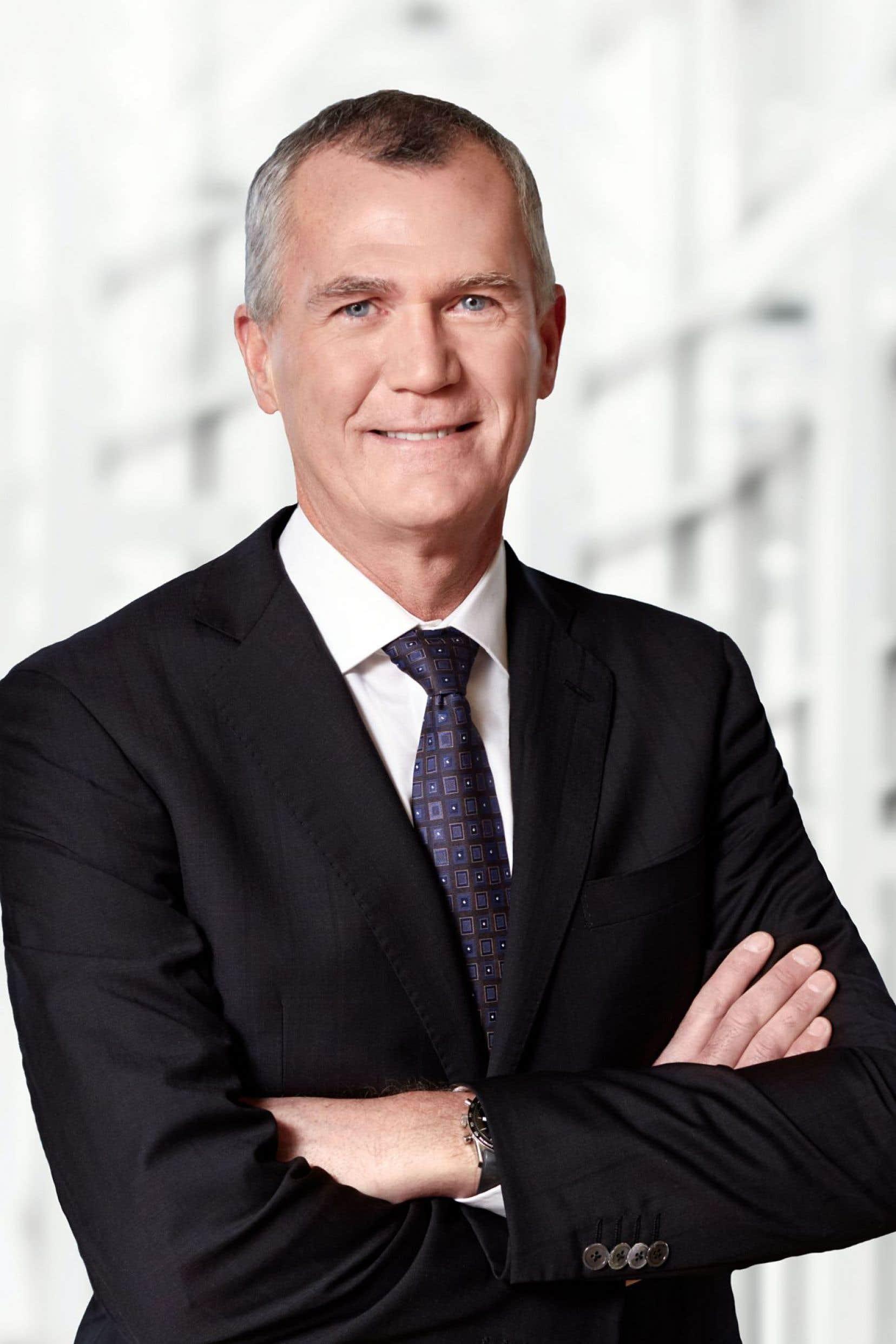 Le p.d.-g. d'Investissement Québec,Pierre Gabriel Côté