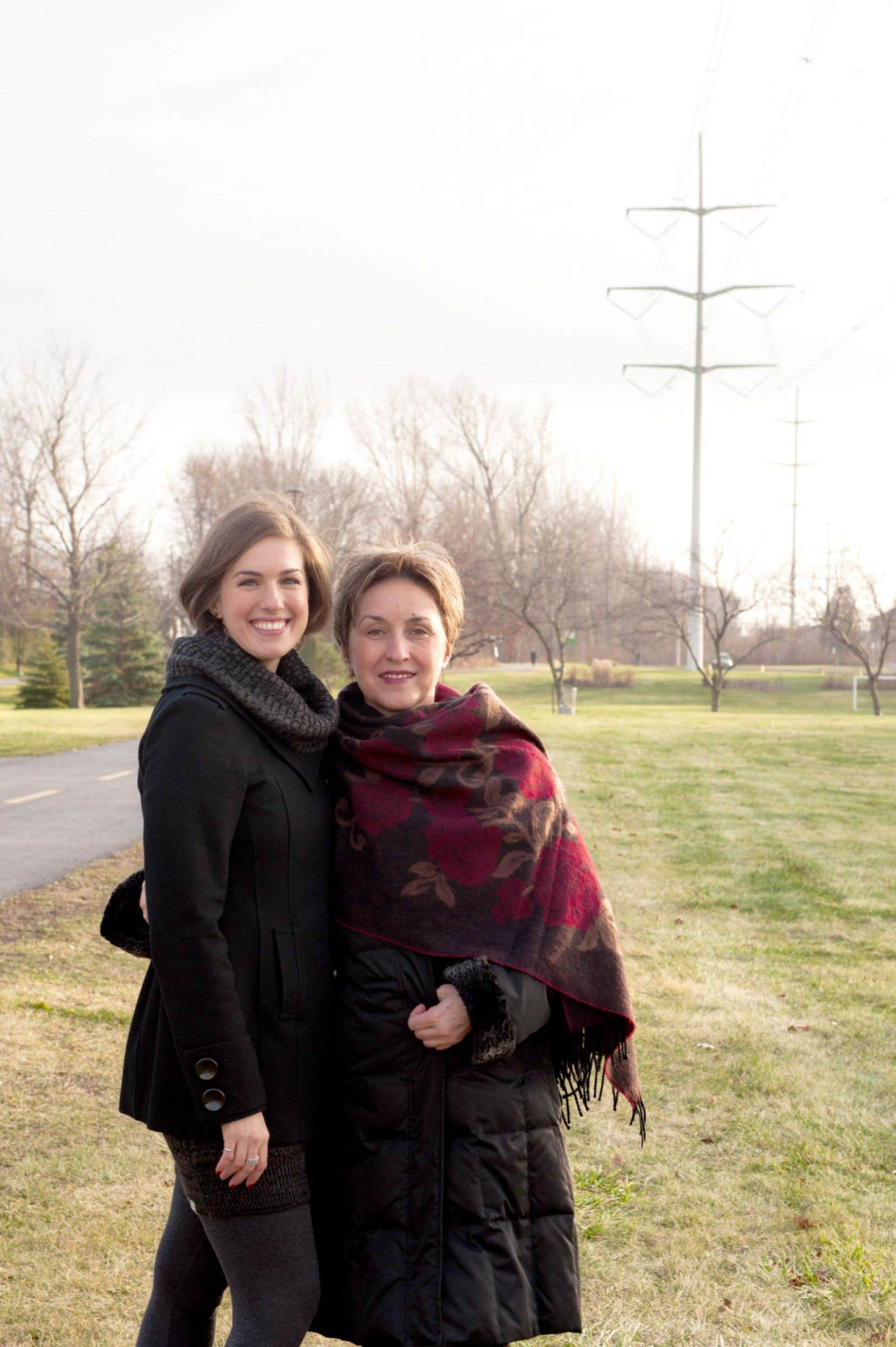 Fille et mère, Fatima et Ana Radics ont d'ailleurs fait leur formation en génie à Polytechnique, avant de devenir membres de l'Ordre des ingénieurs du Québec et d'obtenir des emplois chez Hydro-Québec.