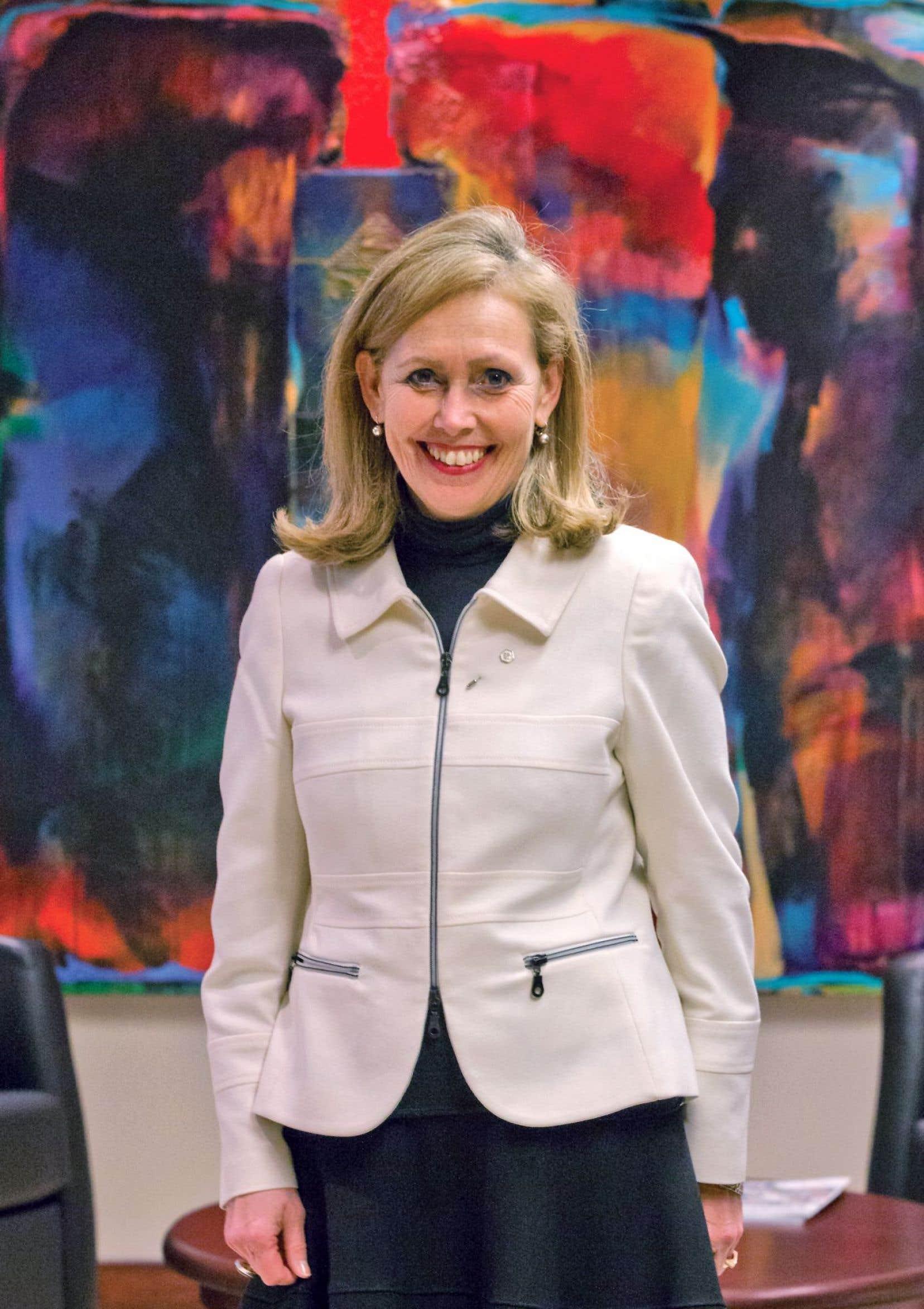 Monique Leroux aura passé quinze ans au Mouvement Desjardins, dont huit à titre de présidente et chef de la direction.