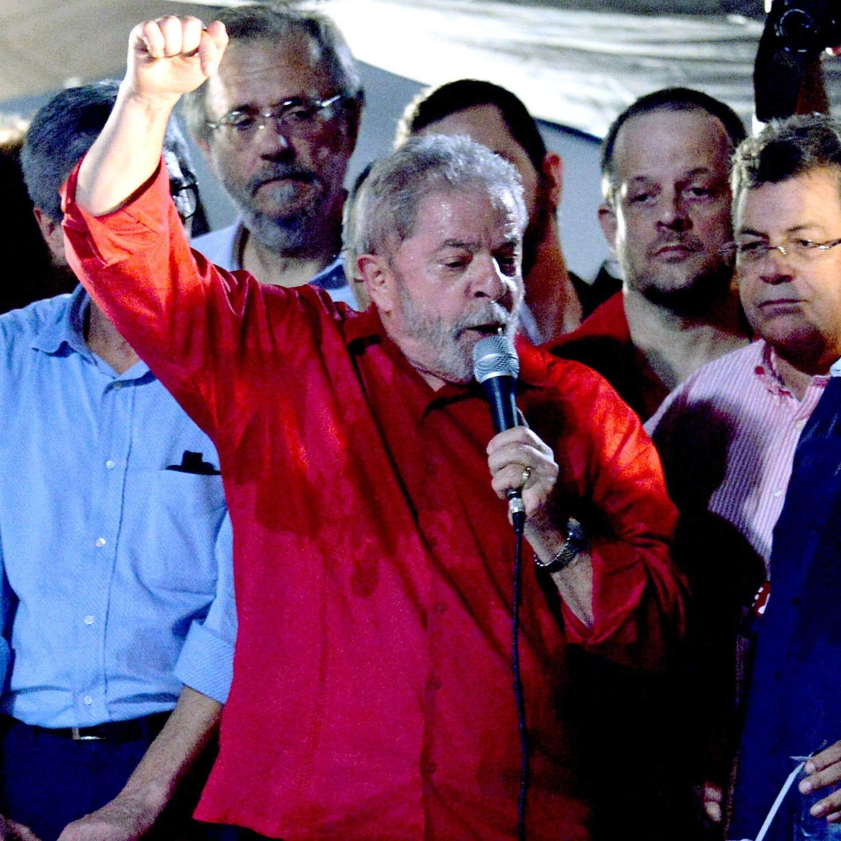 C'est le Tribunal suprême qui tranchera la semaine prochaine sur la possibilité pour Lula de rejoindre le cabinet de la présidente Rousseff.