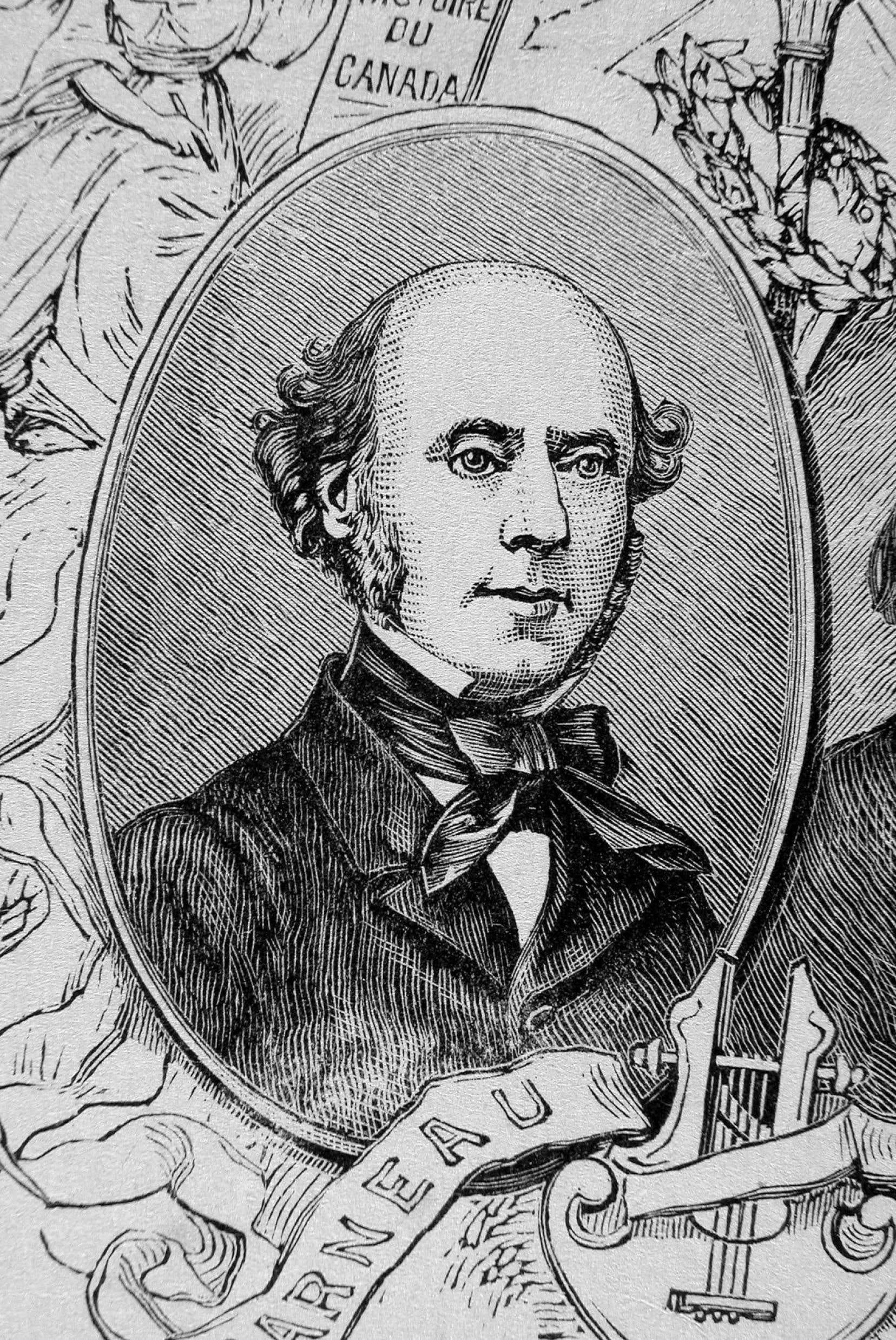 Au XIXe siècle, Garneau assume ce qui lui apparaît relever d'une responsabilité : montrer aux Canadiens français la valeur de leur collectivité et leur fournir le motif de leurs luttes à venir.