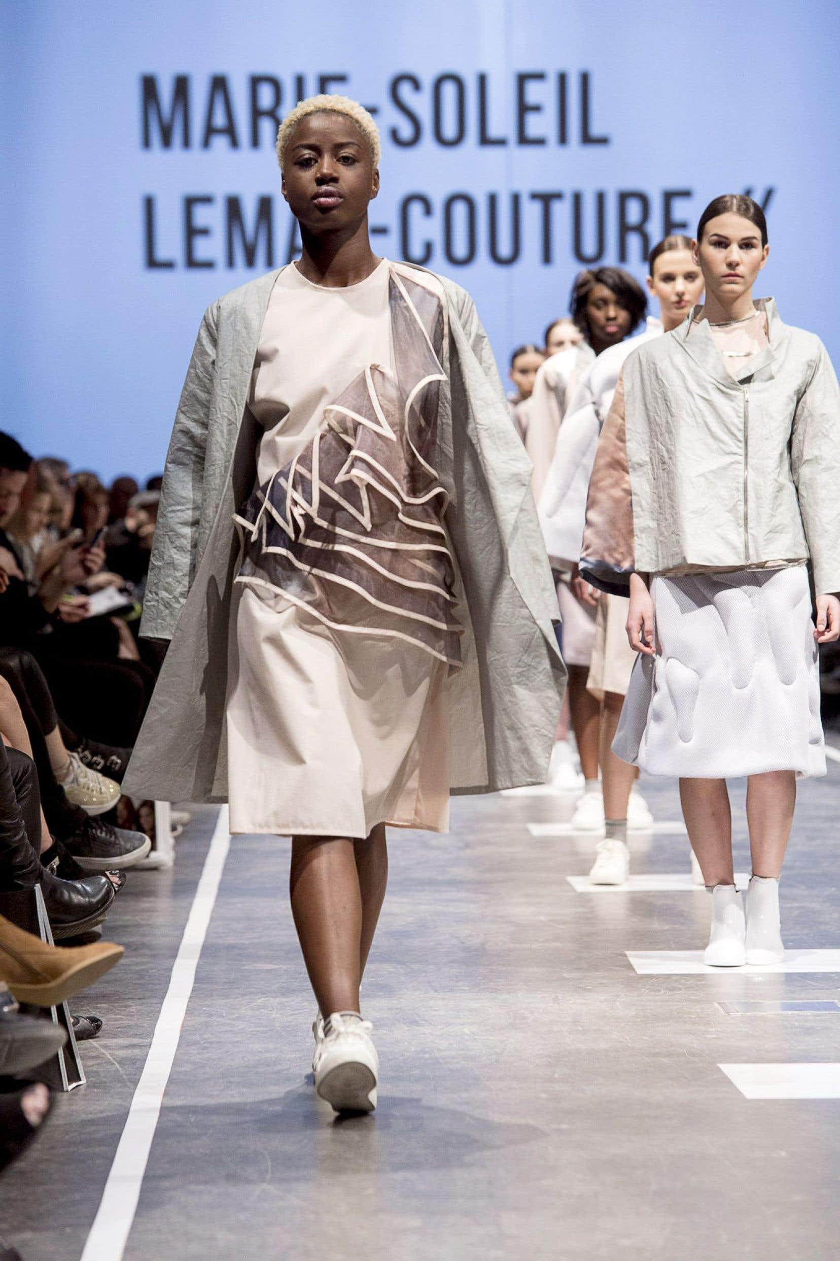 La collection de Marie-Soleil Lemay-Couture