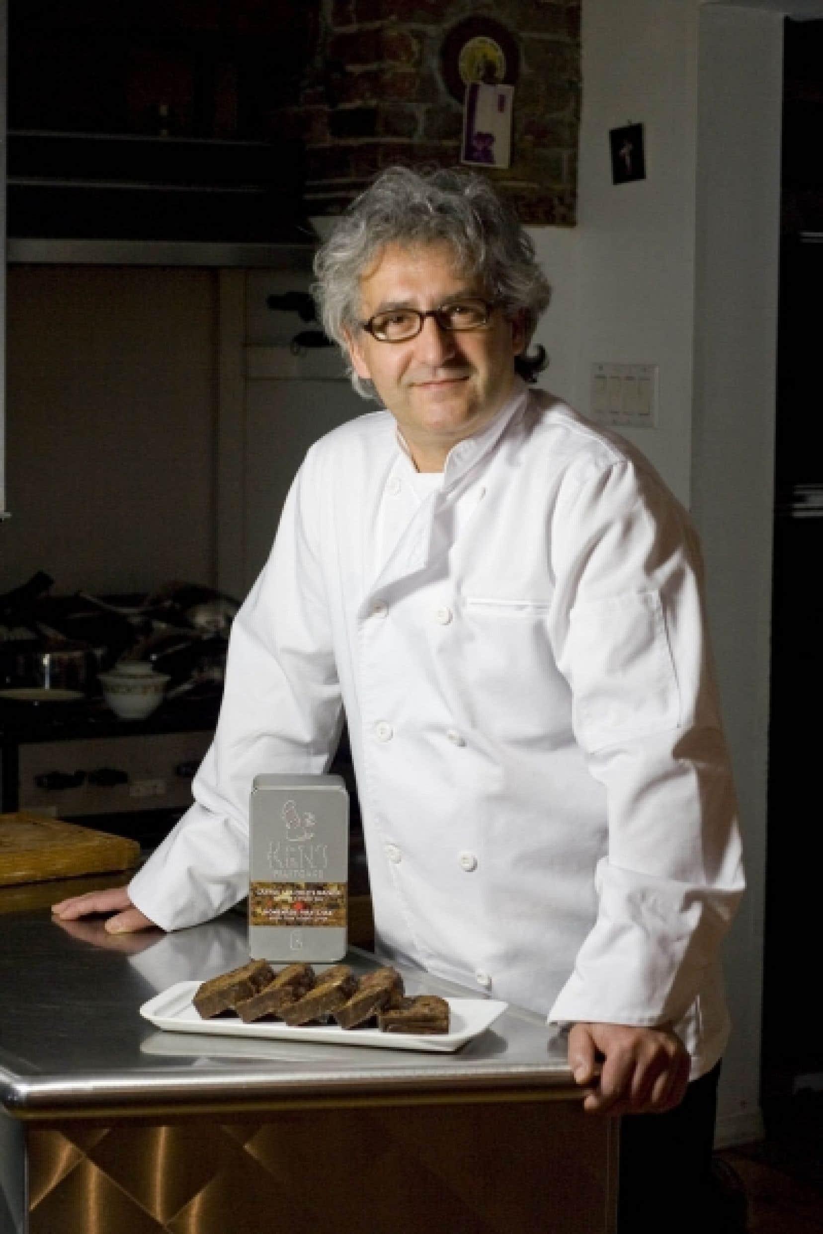 «Il faut les meilleurs produits pour faire le meilleur gâteau», explique Ken Ilasz.