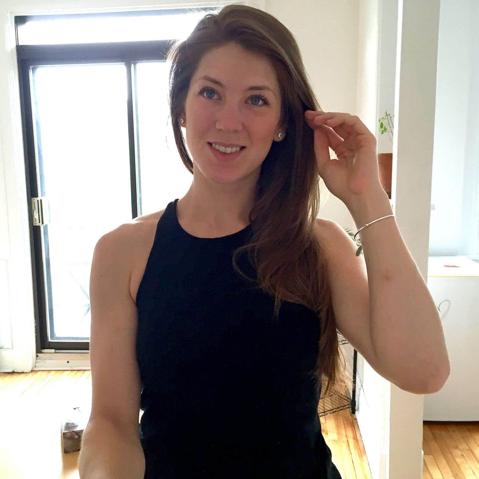 Pia Savoie, fondatrice de Dance Profiler