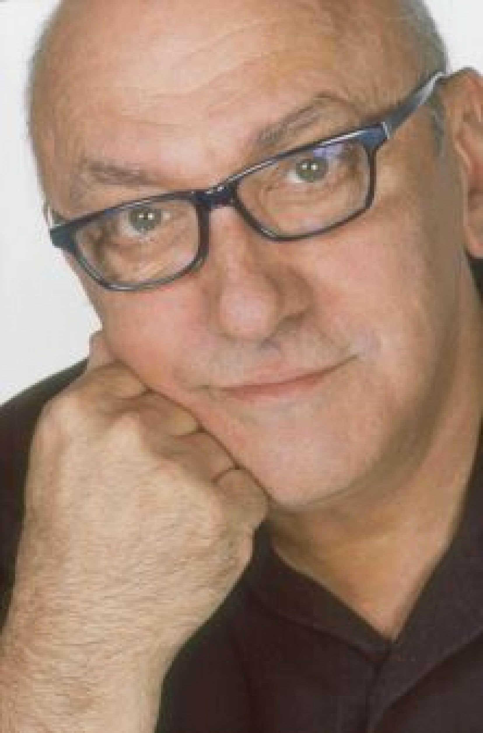 Le comédien André Montmorency