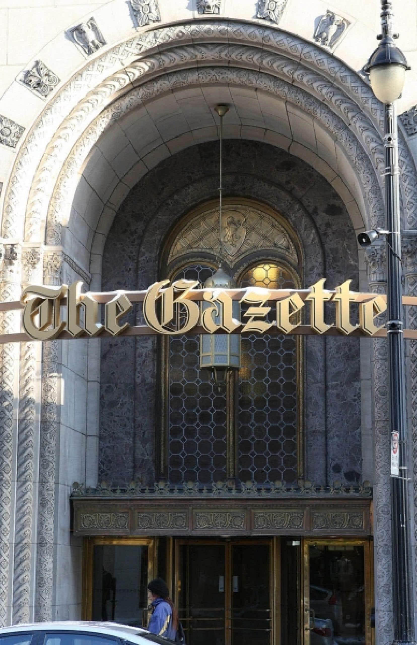 Les racines de The Gazette remontent à 1778.