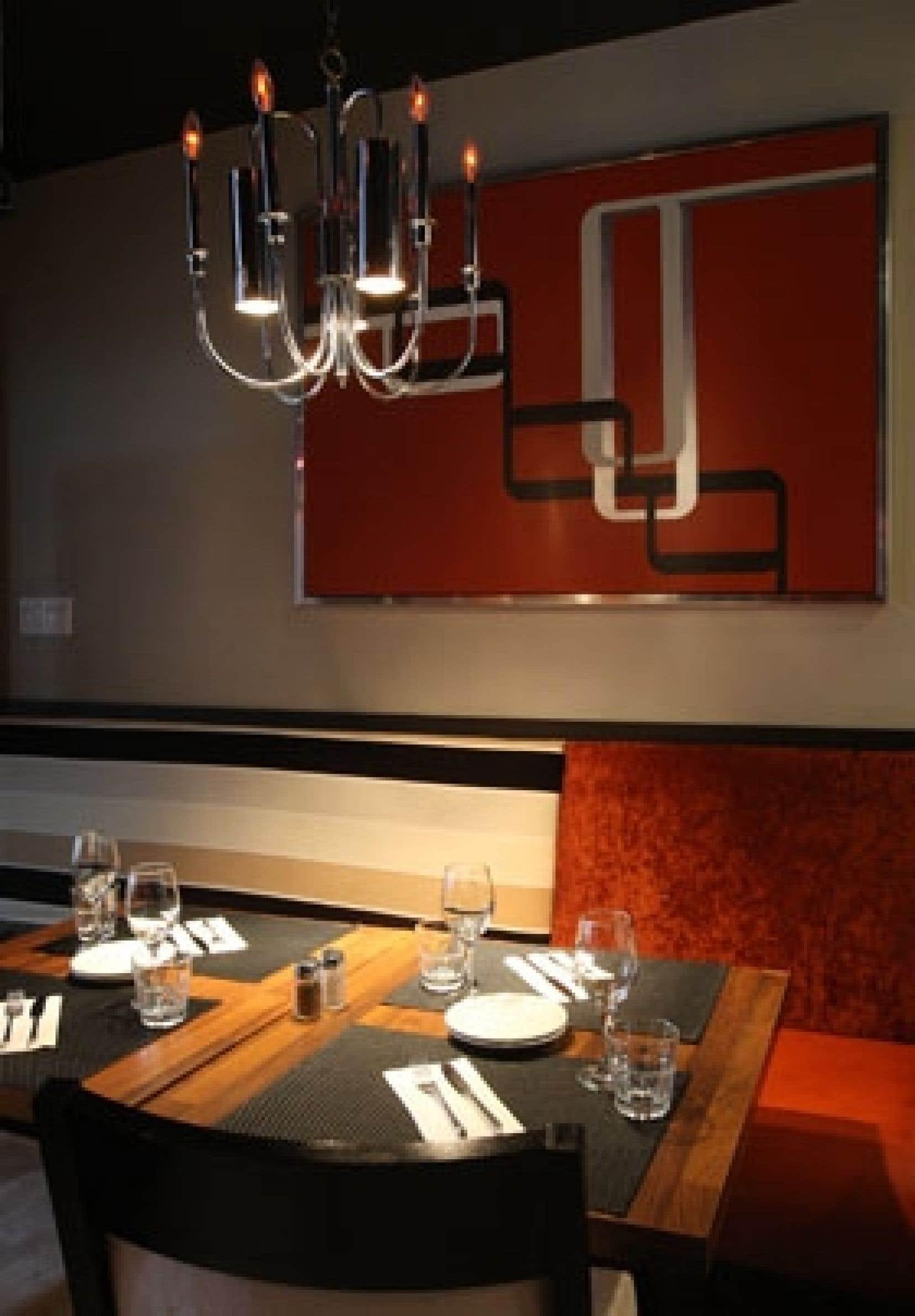 Au bistro-boutique La Cantine, le menu se veut un clin d'oeil aux plats familiaux.
