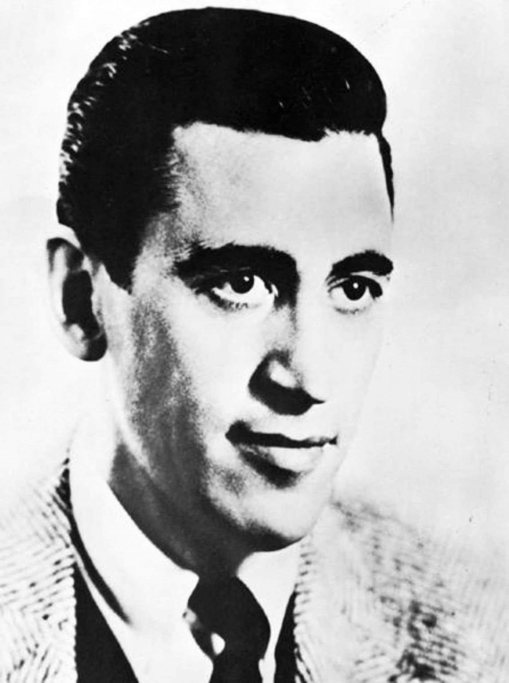 Cette photo de Salinger, qui date de 1951, est une des seules photos de l'écrivain en circulation