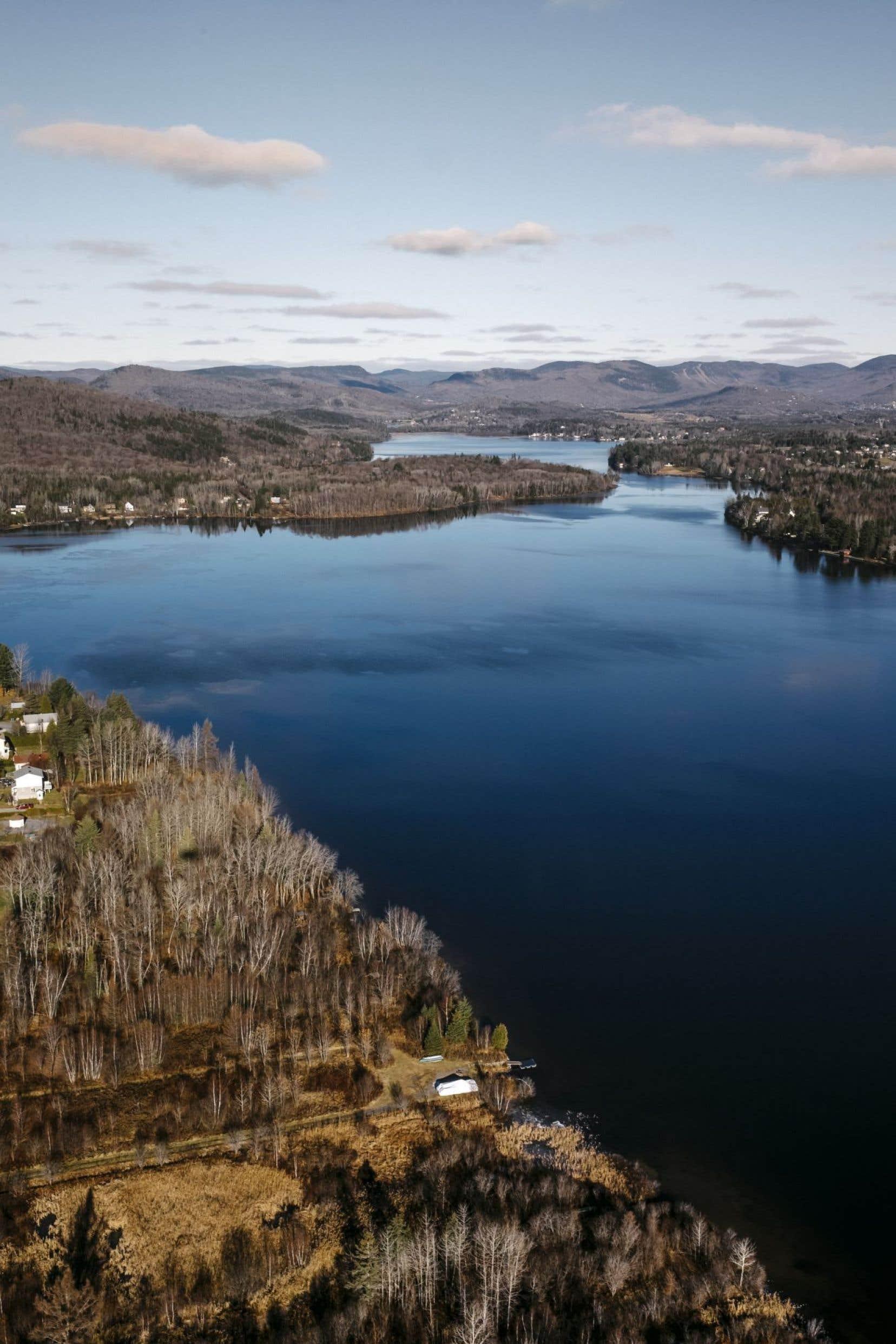 Les limites du bassin versant du lac Saint-Charles ne sont pas claires à Québec.