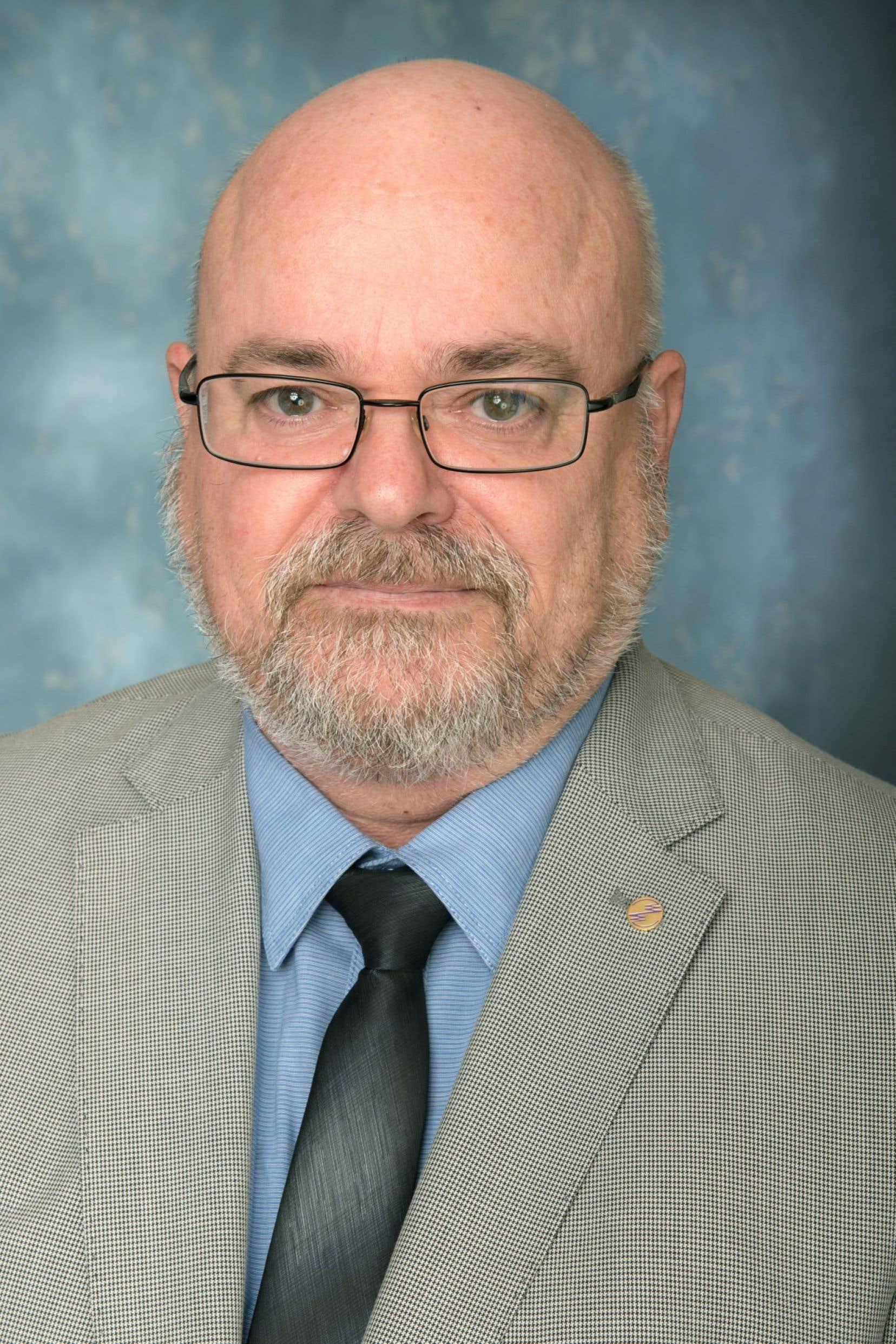 Le président de l'Ordre des traducteurs, terminologues et interprètes agréés du Québec (OTTIAQ), Réal Paquette