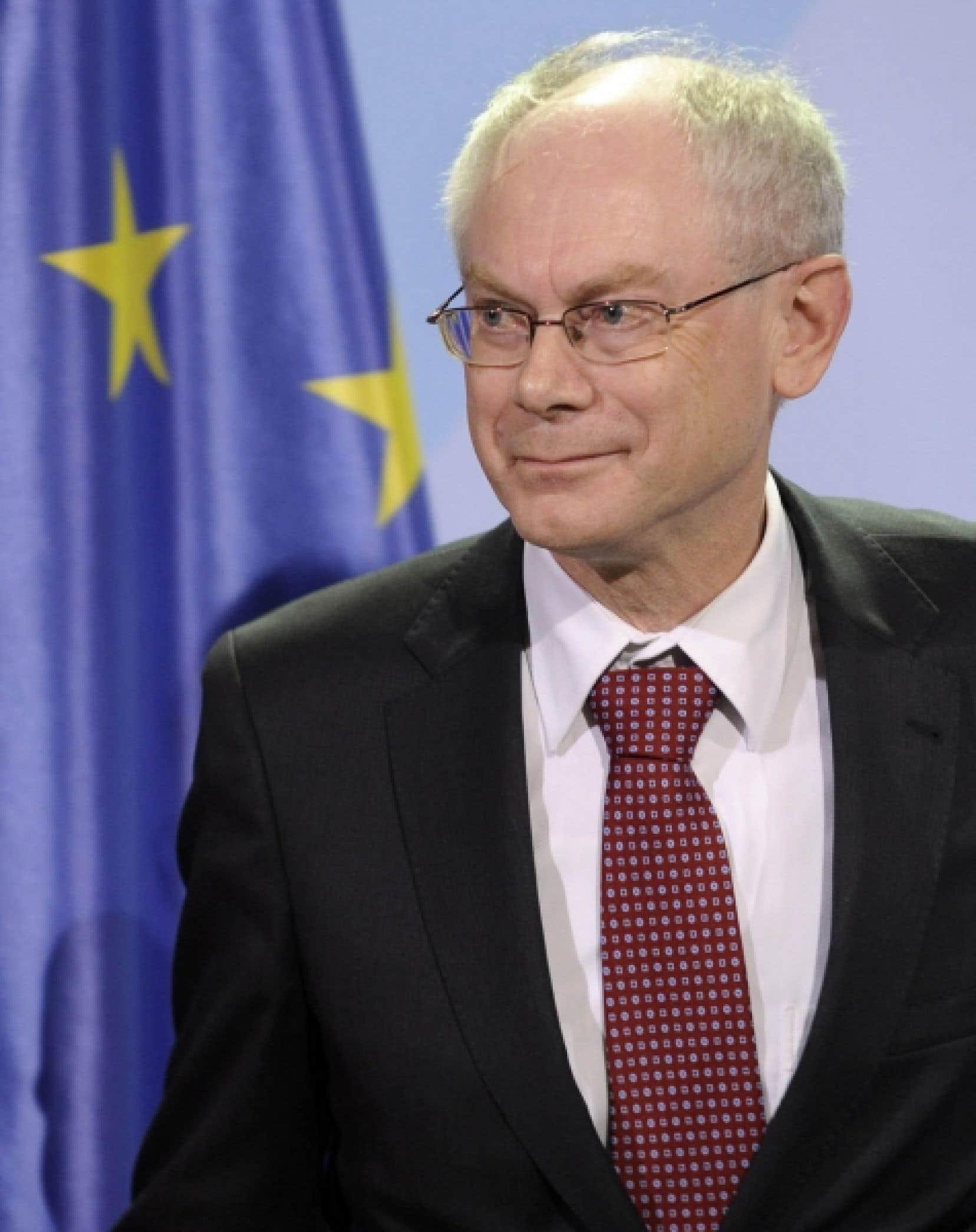 Le sommet de jeudi sera l'occasion pour le président de l'UE, Herman Van Rompuy, d'effectuer sa véritable entrée en scène après être resté très discret depuis son entrée en fonction en décembre.