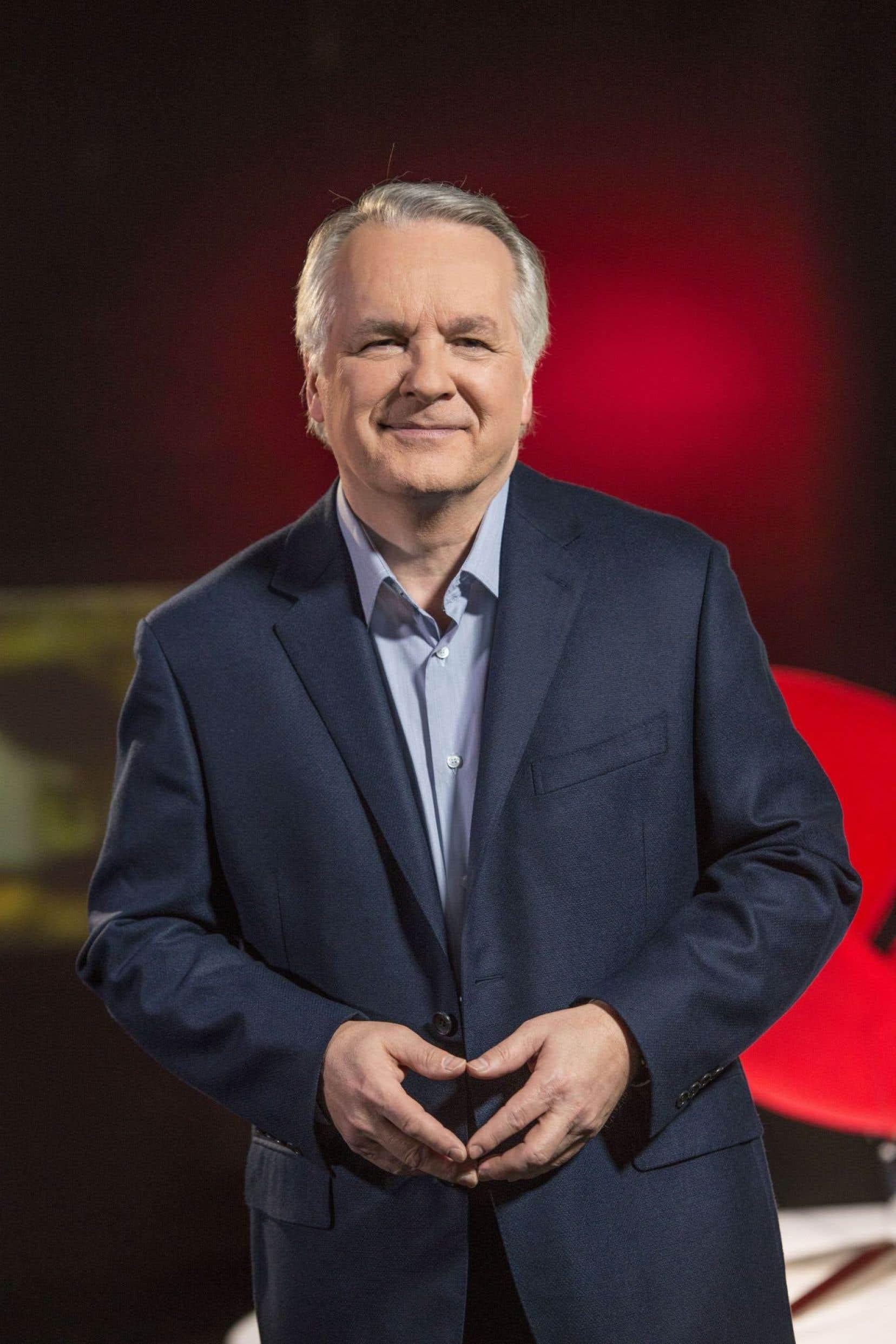 Guy Gendron est l'ombudsman de Radio-Canada depuis le 1eravril 2016.