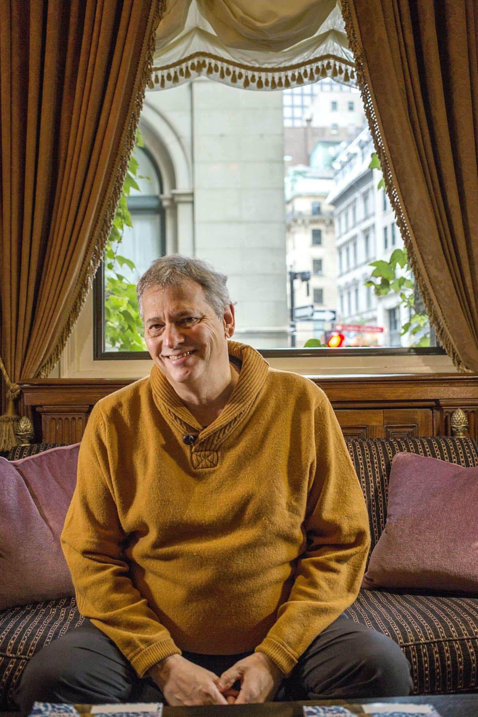 Jacques Matte, président et cofondateur du festival