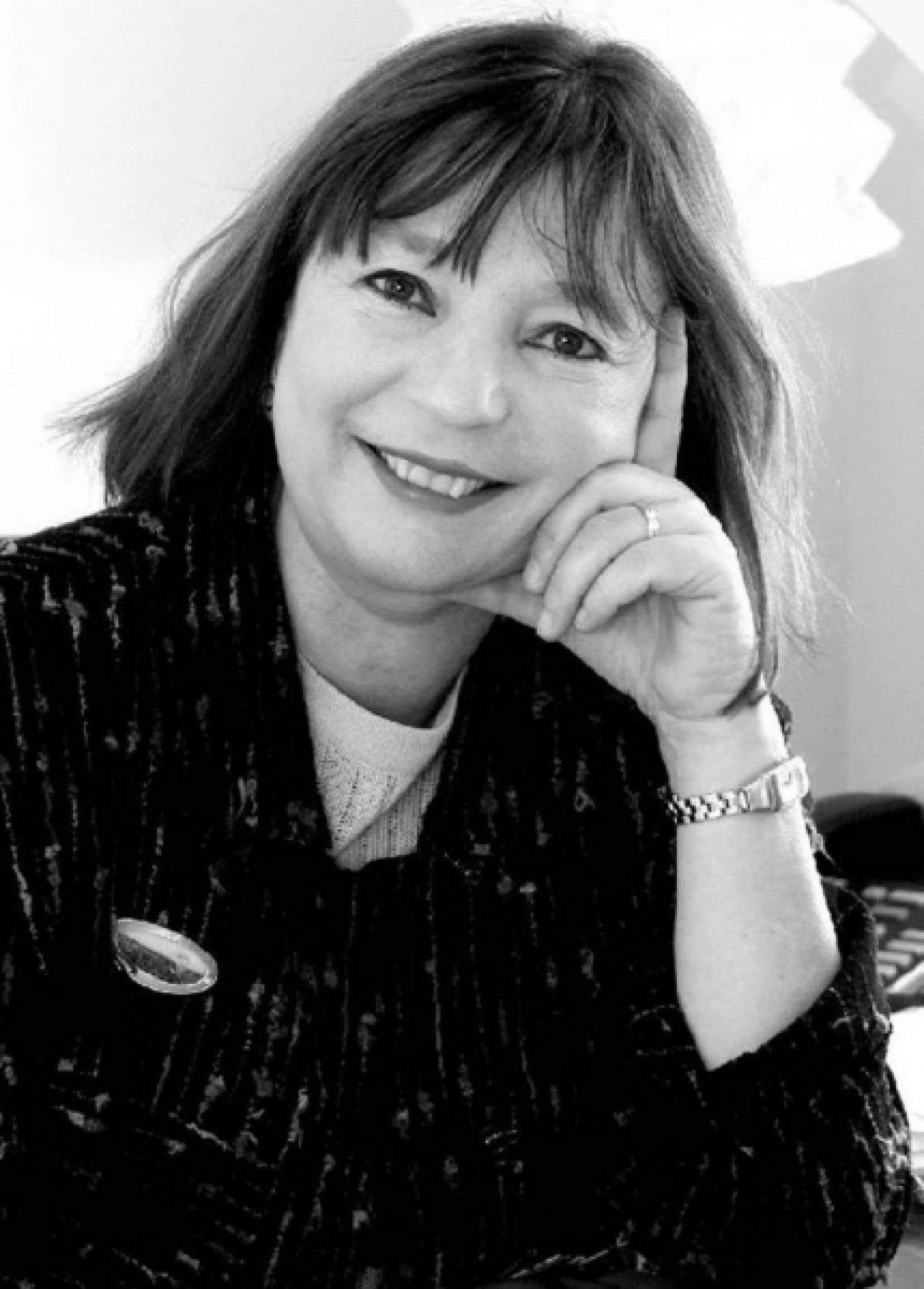 La directrice générale du Programme français de l'ONF, Monique Simard