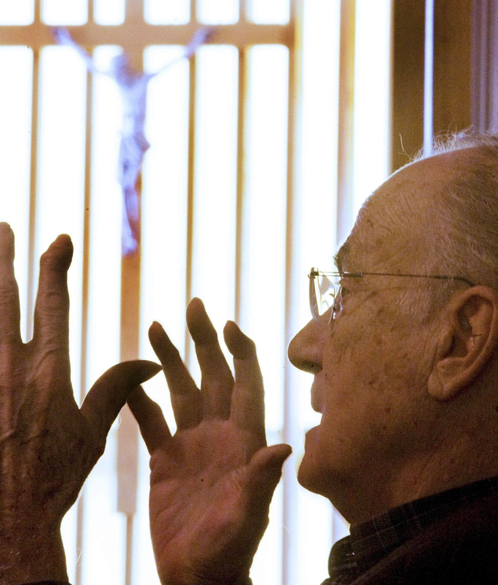Jacques Grand'Maison s'est éteint à l'âge de 84 ans.