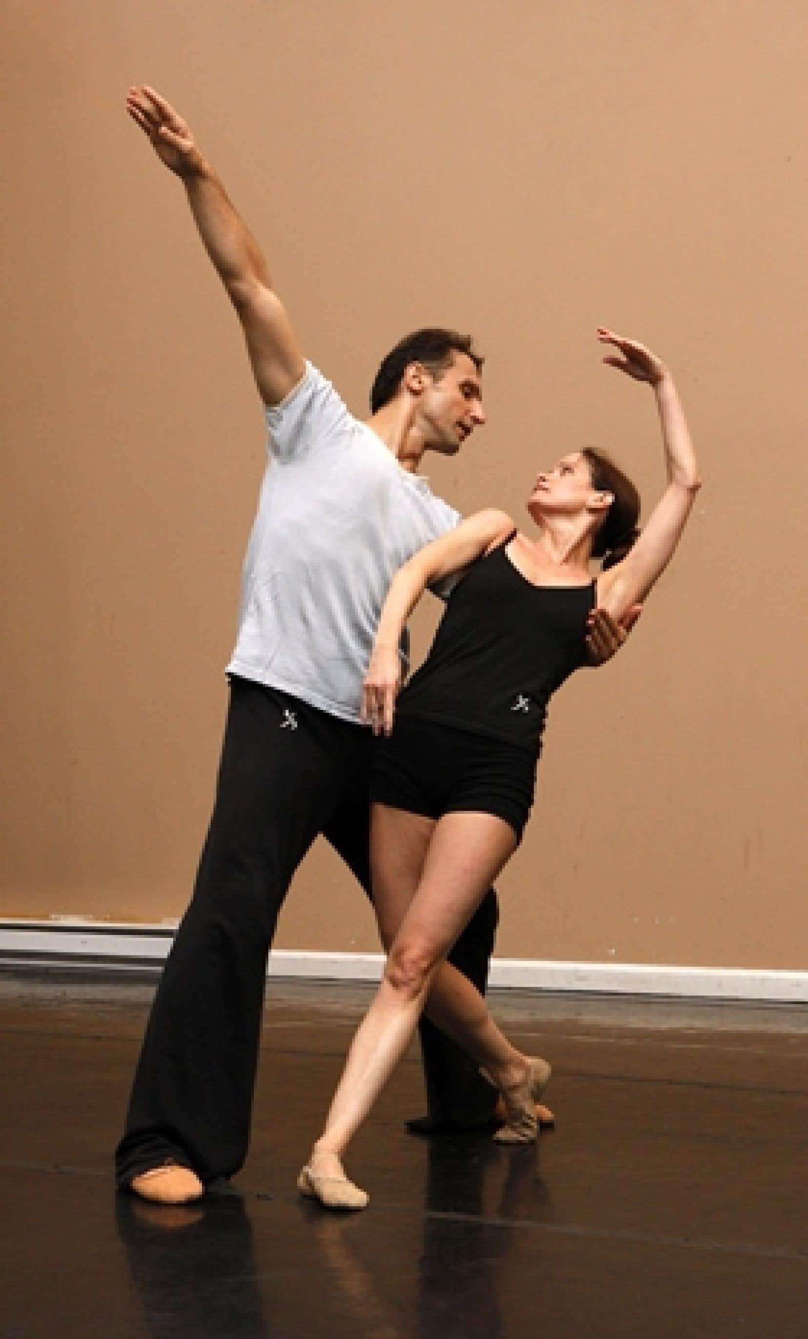 Les blessures sont fréquentes en danse contemporaine.