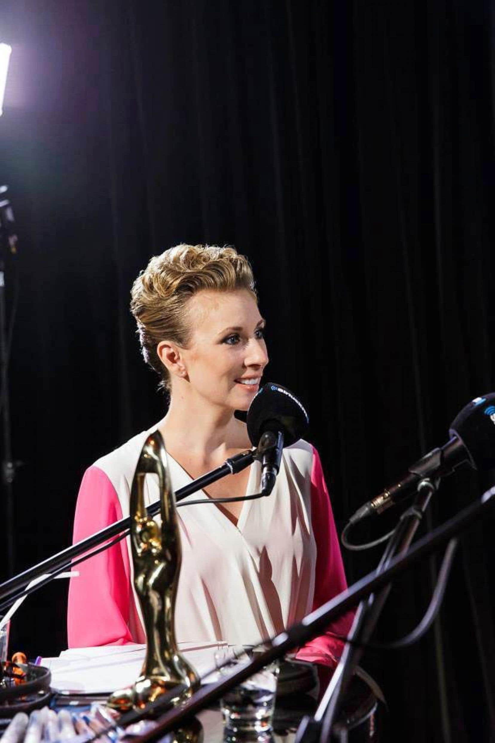 L'animatrice Andréanne Sasseville s'est éteinte après un long combat contre le cancer.
