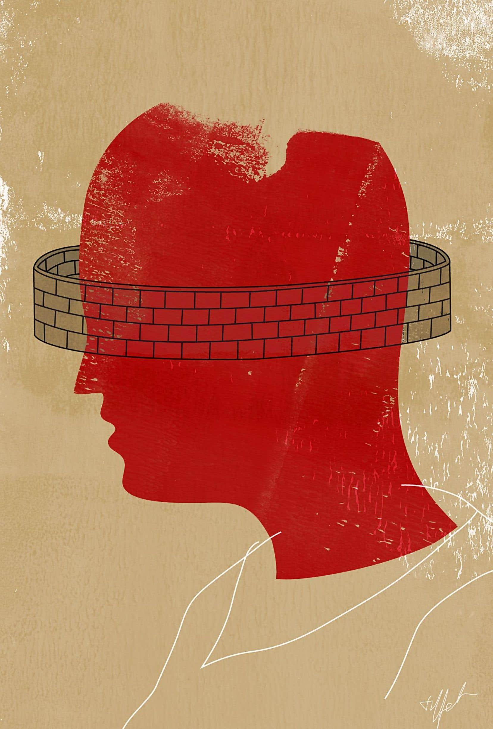 Tandis que certaines sociétés érigent des murs protecteurs, d'autres favorisent la chaîne humaine.