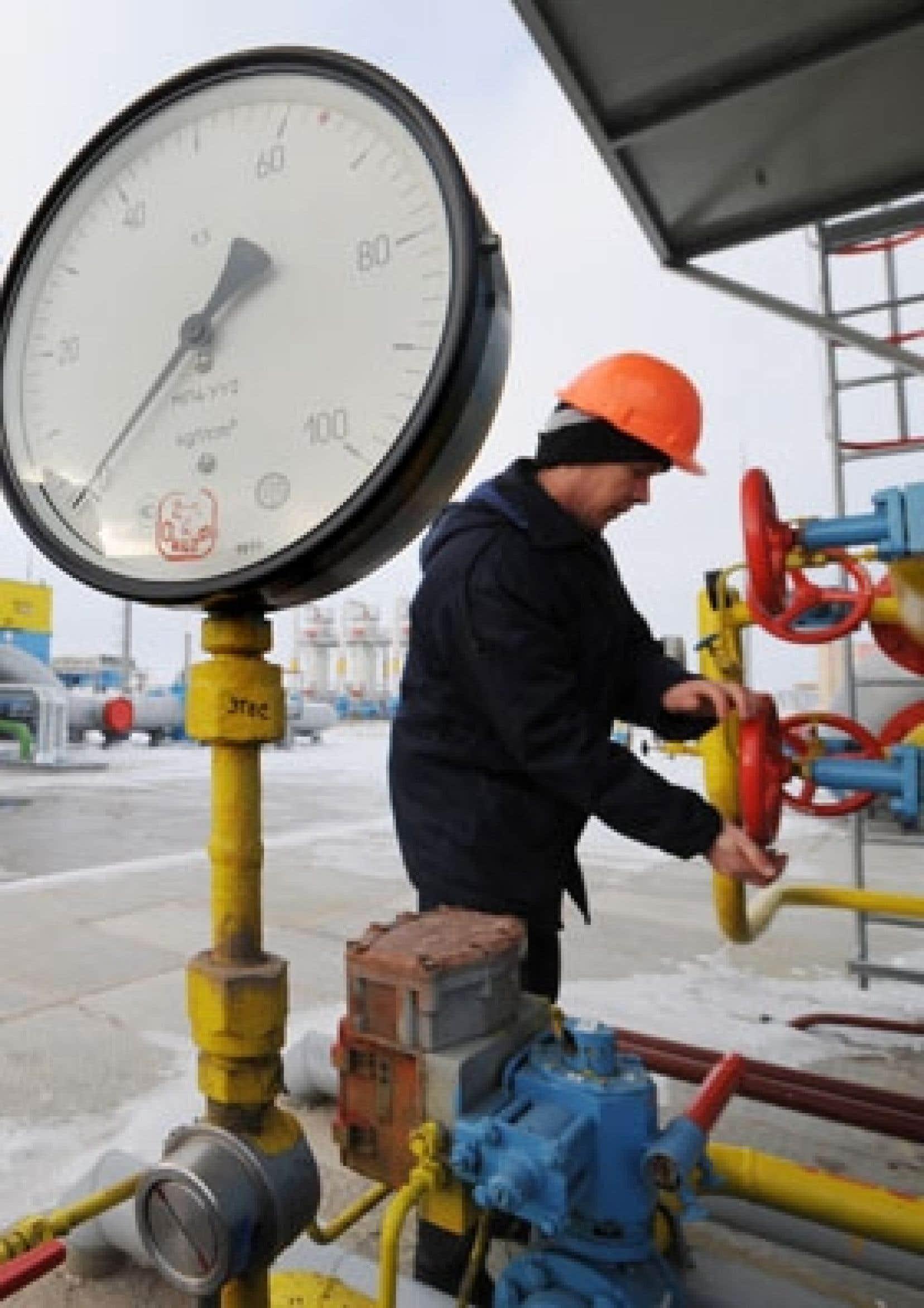 Le conflit entre Kiev et Moscou est suivi avec intérêt en Europe,  80 % du gaz russe vendu à l'Europe passant par l'Ukraine.