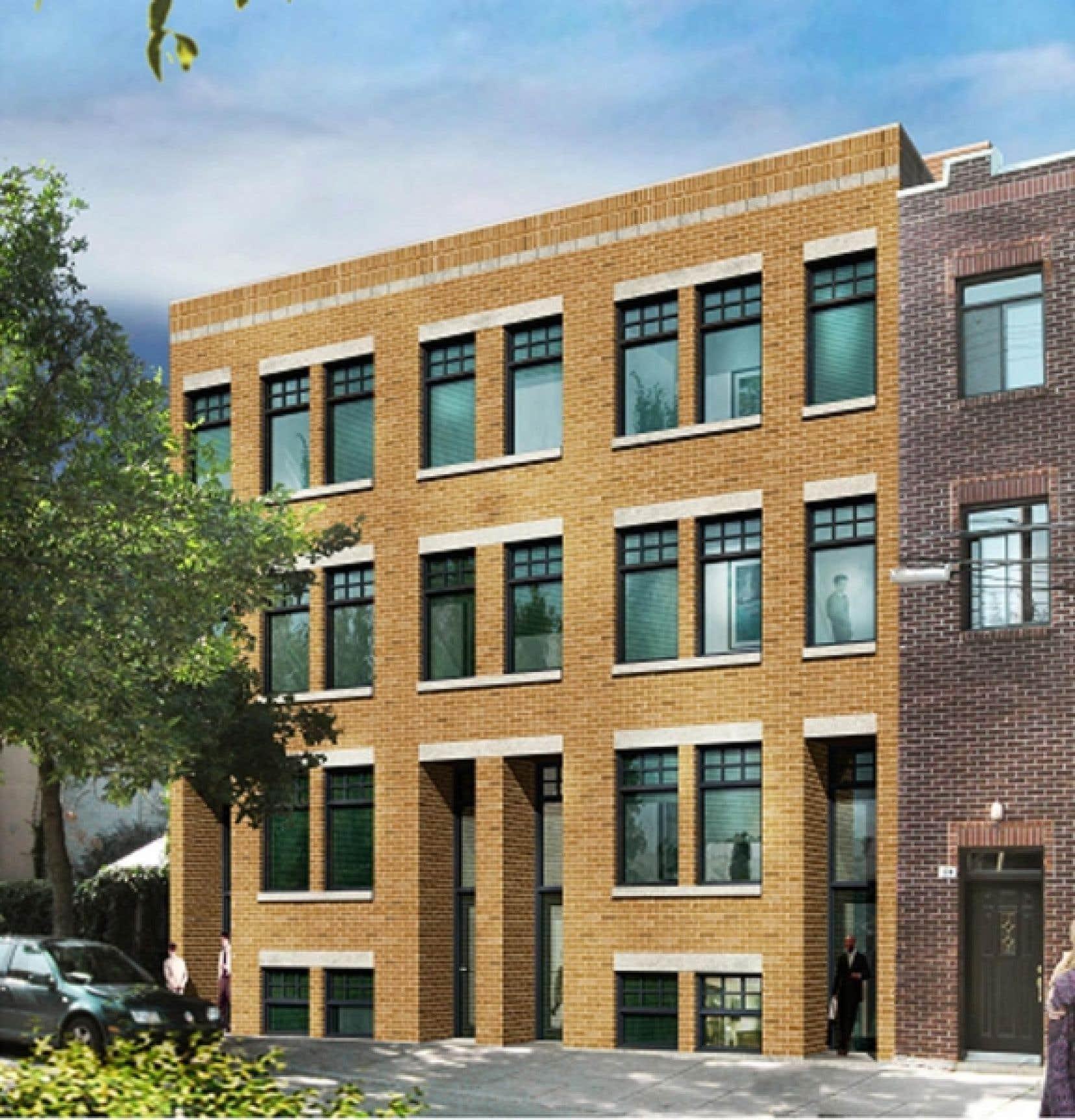 Les Entreprises Chapam évoluent dans le quartier Sud-Ouest de Montréal. Les plus petits projets immobiliers offrent plus de flexibilité.