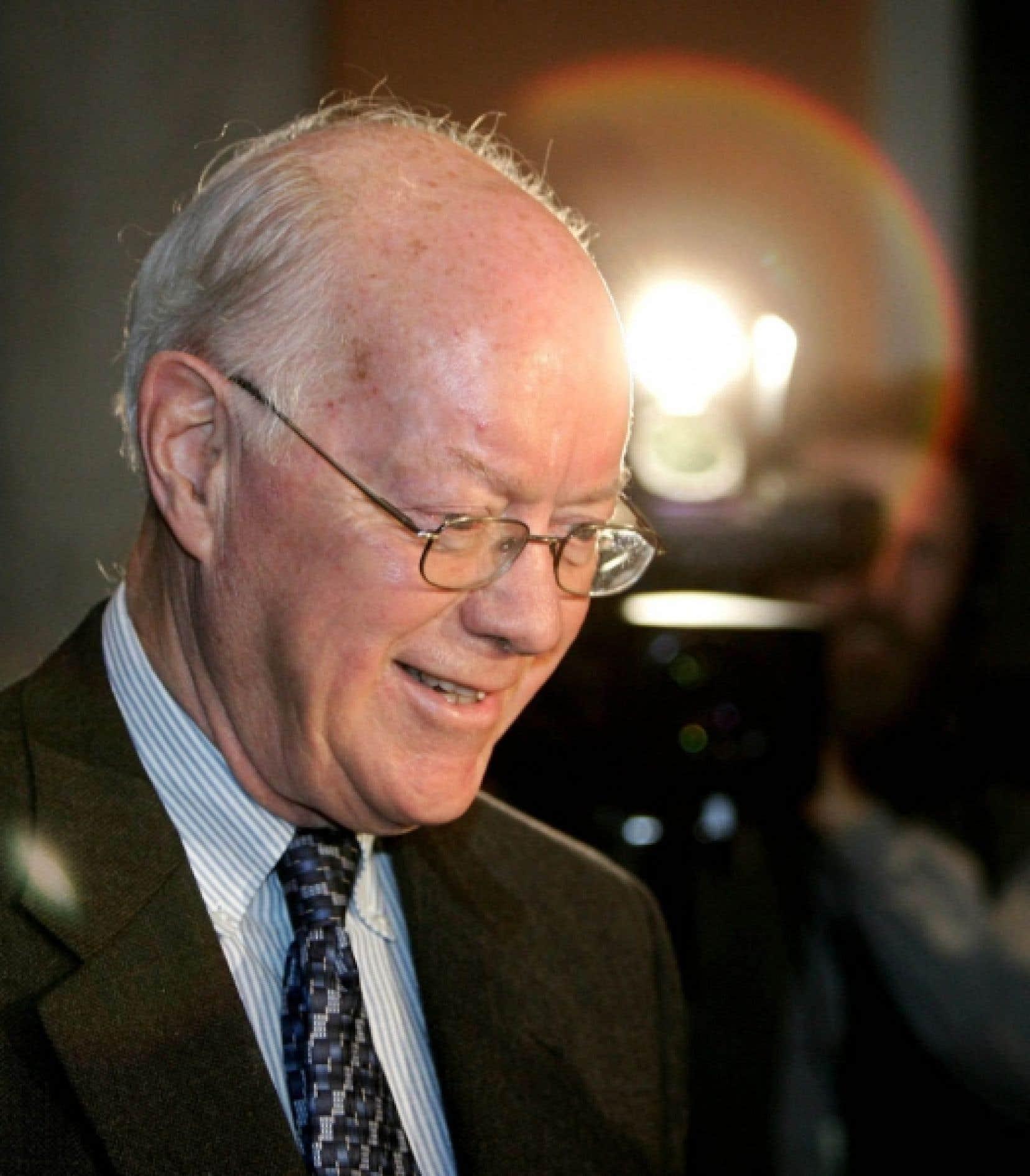 L'ex-juge John Gomery, nouveau président du Conseil de presse