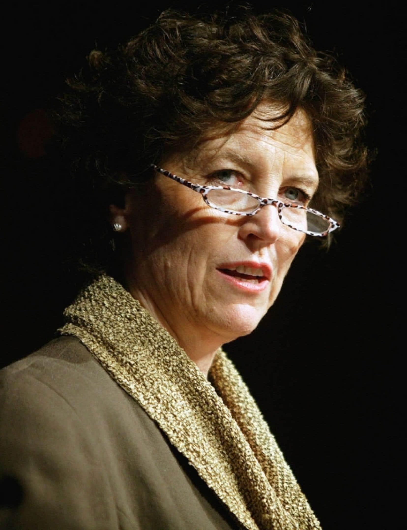 Louise Roy, présidente du Conseil des arts de Montréal