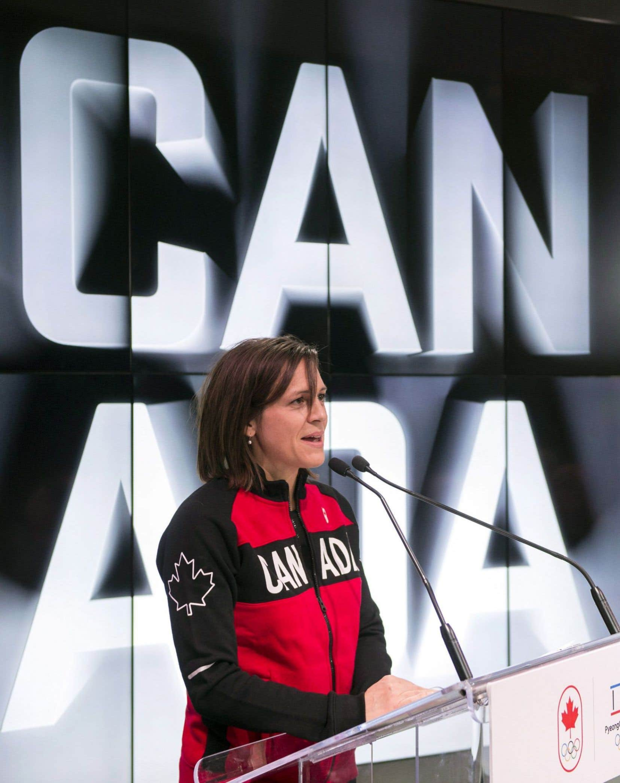 L'ex-patineuse de vitesse sur courte piste Isabelle Charest a été nommée chef de mission en vue des jeux de Pyeongchang.
