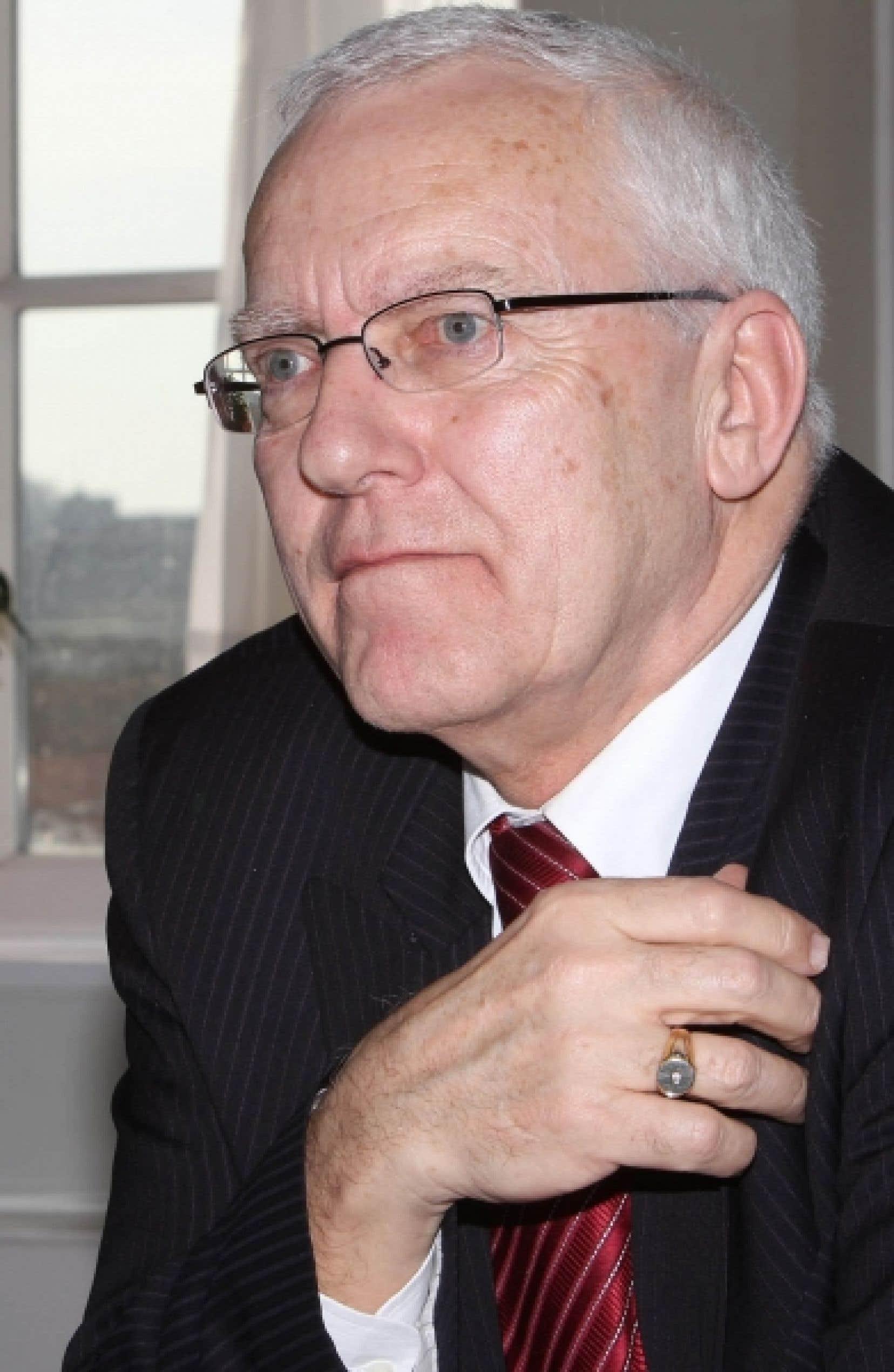 Louis Roquet, directeur général de Montréal
