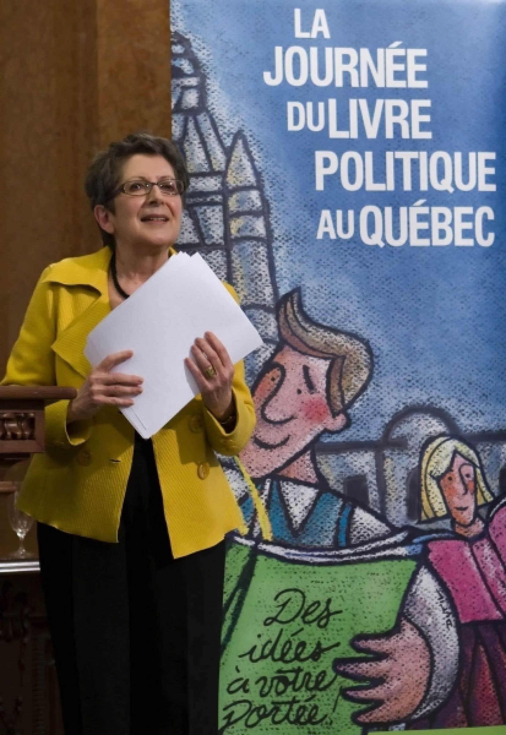 L'ancienne p.-d.g. de Bibliothèque et Archives nationales du Québec, Lise Bissonnette, croit que les technologies ont permis aux journalistes de gagner du temps, mais que Twitter, Facebook et autres blogues grugent beaucoup de leur énergie.