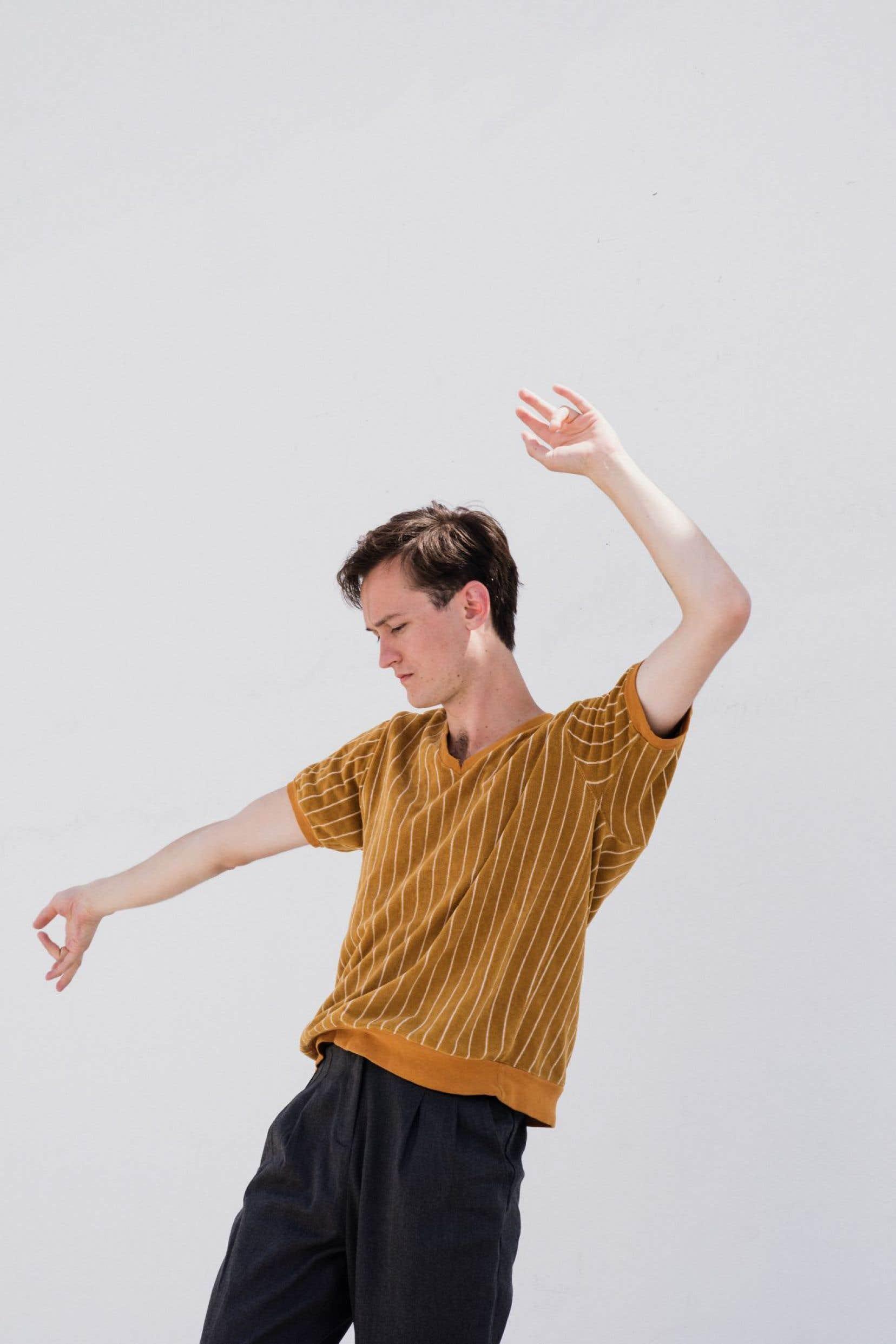 Le musicien Tim Darcy a mis la recherche au cœur de la démarche de son premier album solo. Et il y a mis du temps.