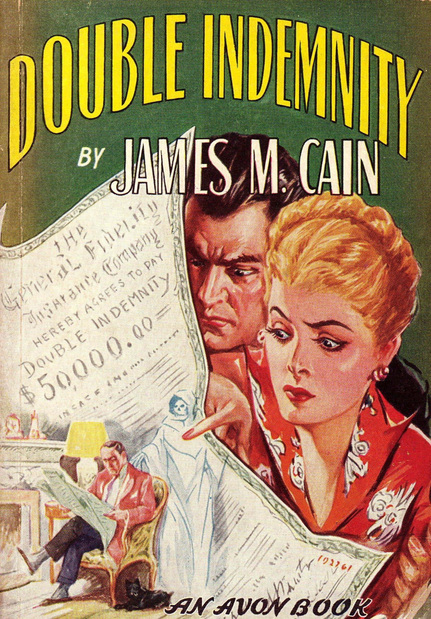 «Assurance sur la mort» est initialement paru en épisodes, sous le titre de «Double Indemnity», dans le magazine «Liberty» en 1936.