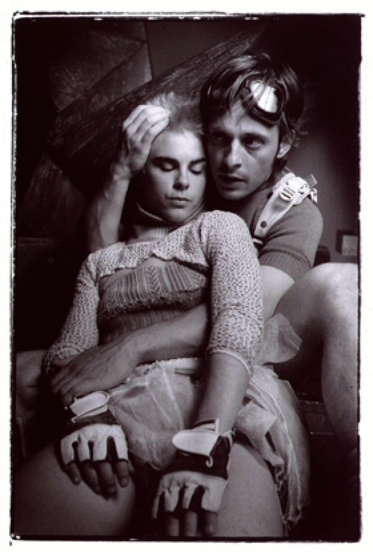 Écrite par Marilyn Perreault, la pièce Les Apatrides avait été présentée au Festival de théâtre des Amériques en 2005.