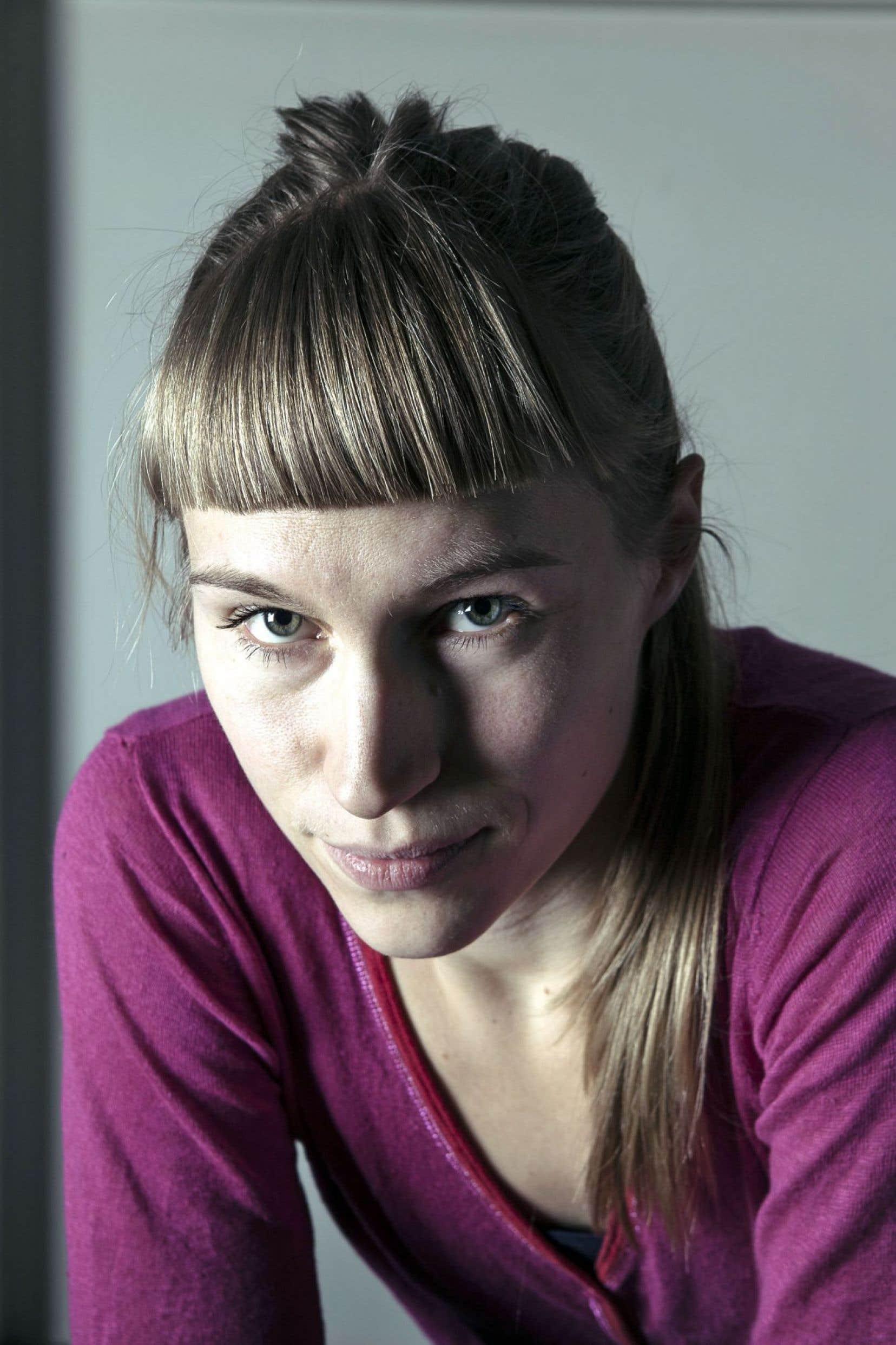 La chorégraphe Mette Ingvertsen