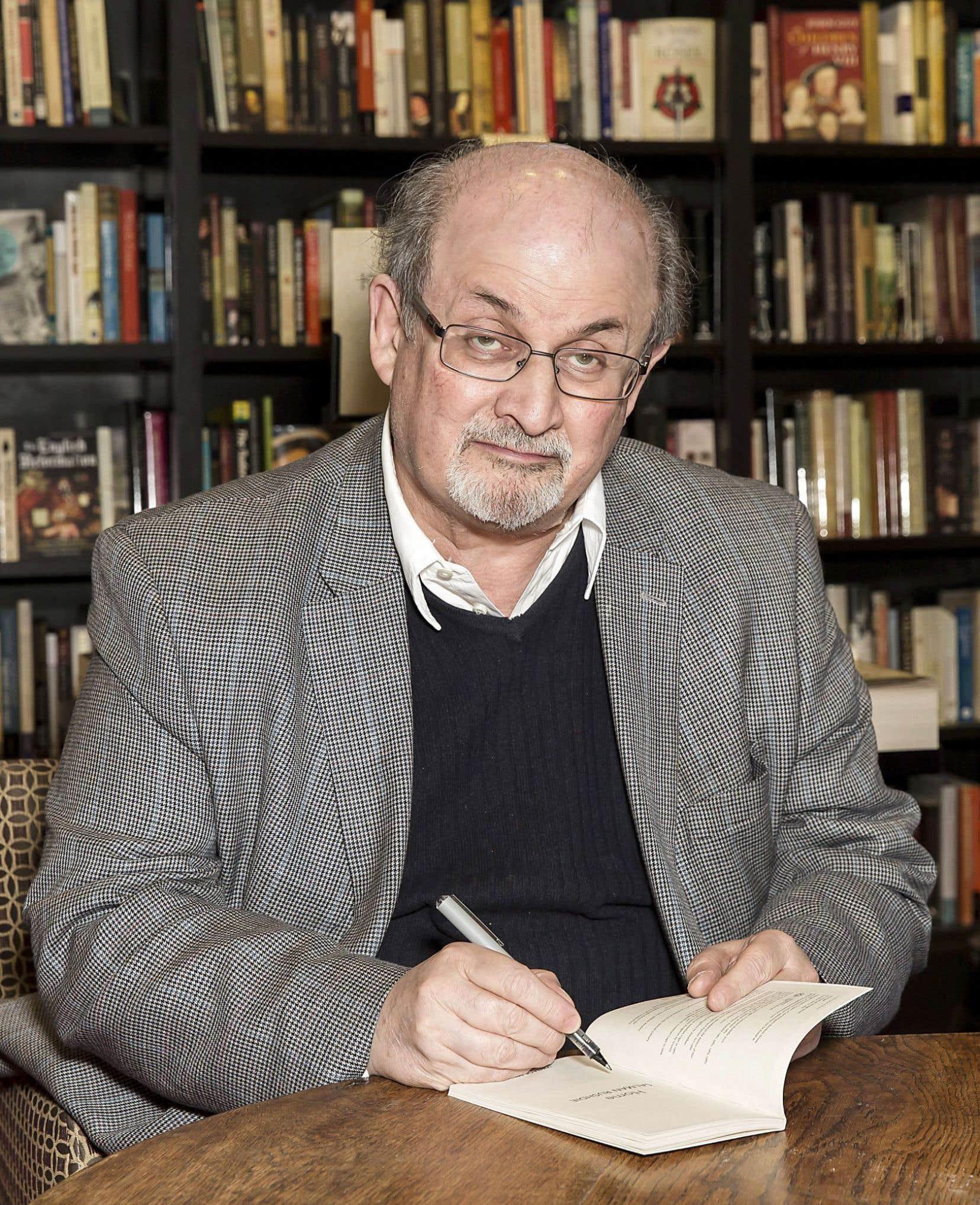 Selon Rushdie, le dijhad n'est pas ce que des théoriciens qualifient de révolte nihiliste qui prendrait l'islam comme véhicule utilitaire.