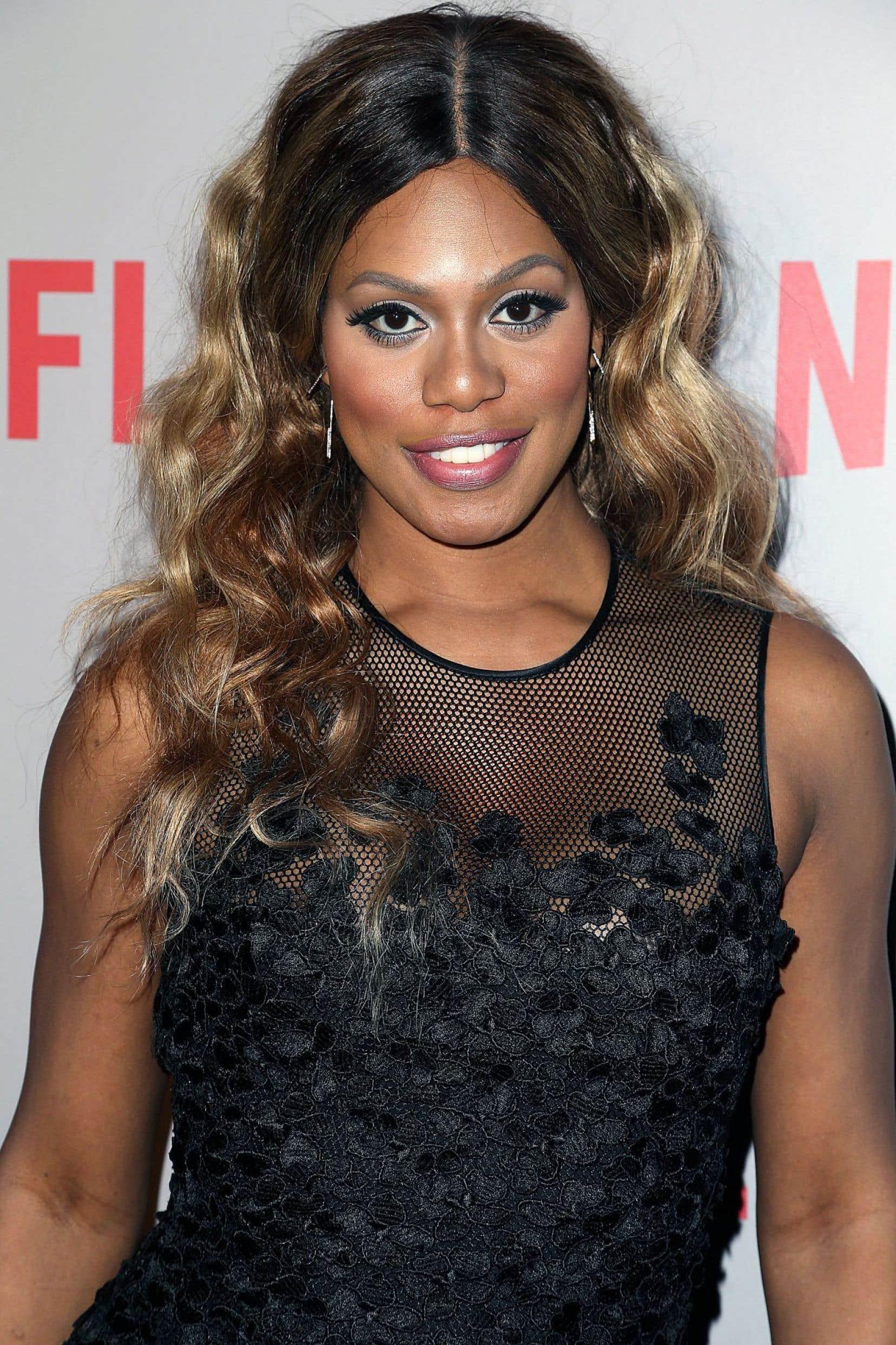 La comédienne transsexuelle de la série «Orange Is The New Black», Laverne Cox