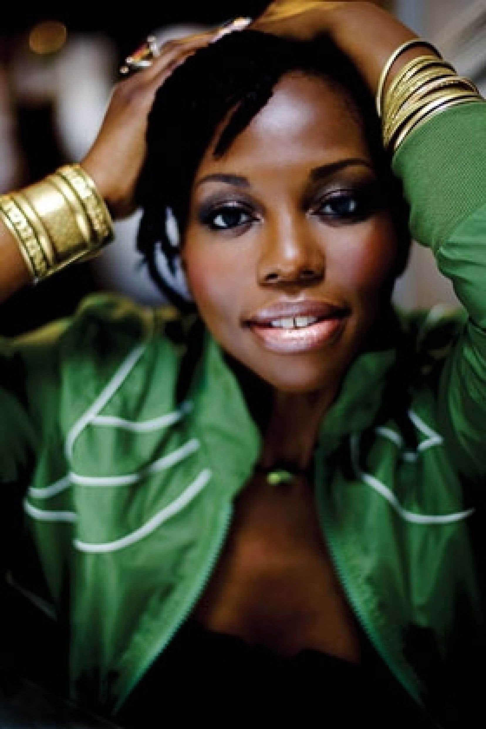 Depuis quinze ans, la voix de la chanteuse a gagné en puissance. Photo Qarim Brown