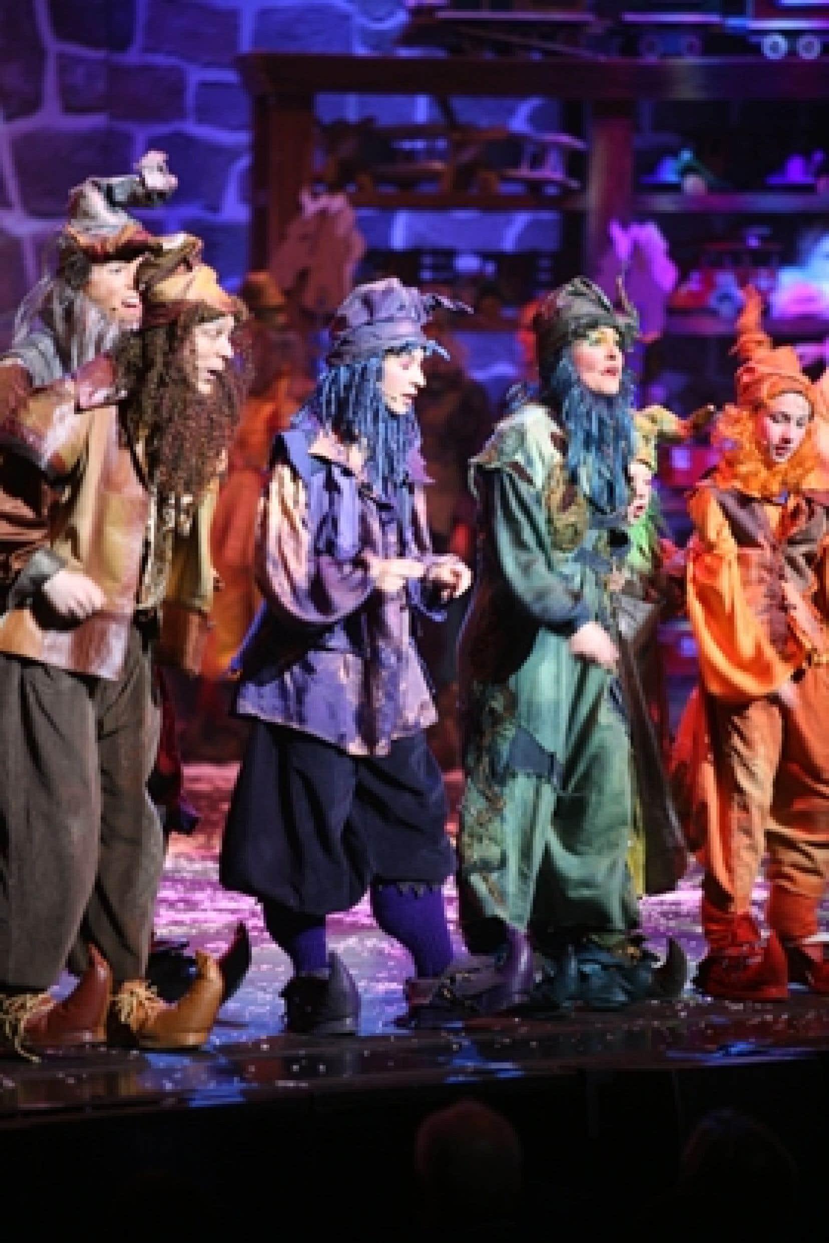 Québec Issime viendra cette année encore faire son tour à Montréal pour Noël avec sa production Décembre.