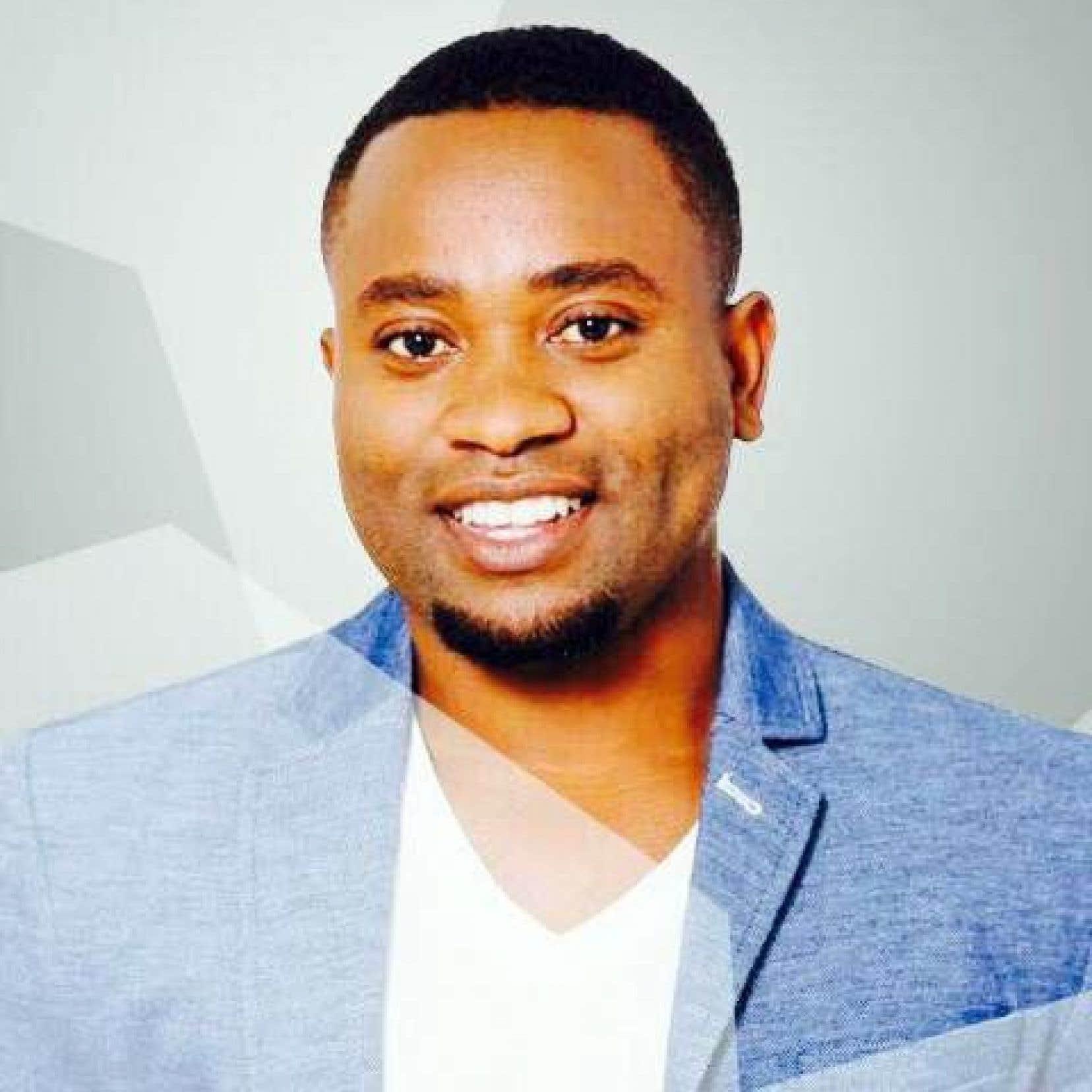 «Il y a autant de styles que d'humoristes», estime Eugene Khoza, artiste de Pretoria.