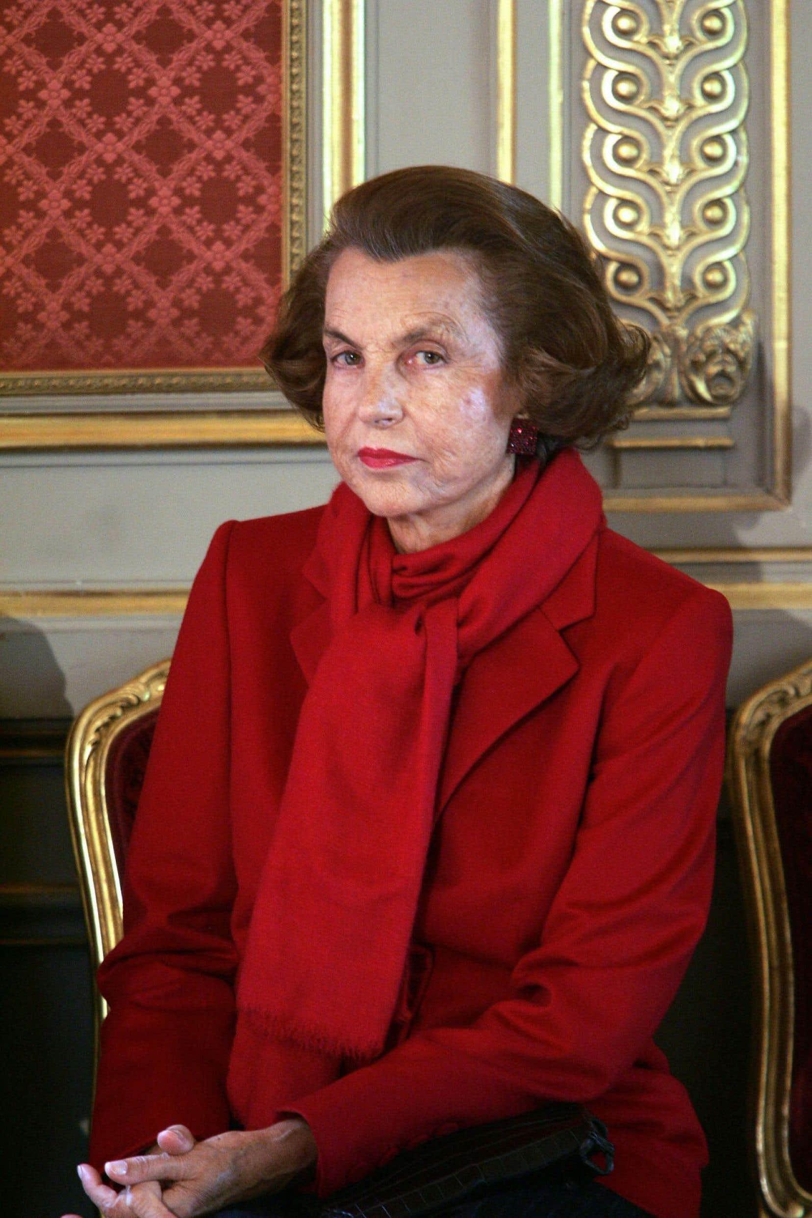 La Femme La Plus Riche Du Monde Liliane Bettencourt Meurt A 94 Ans